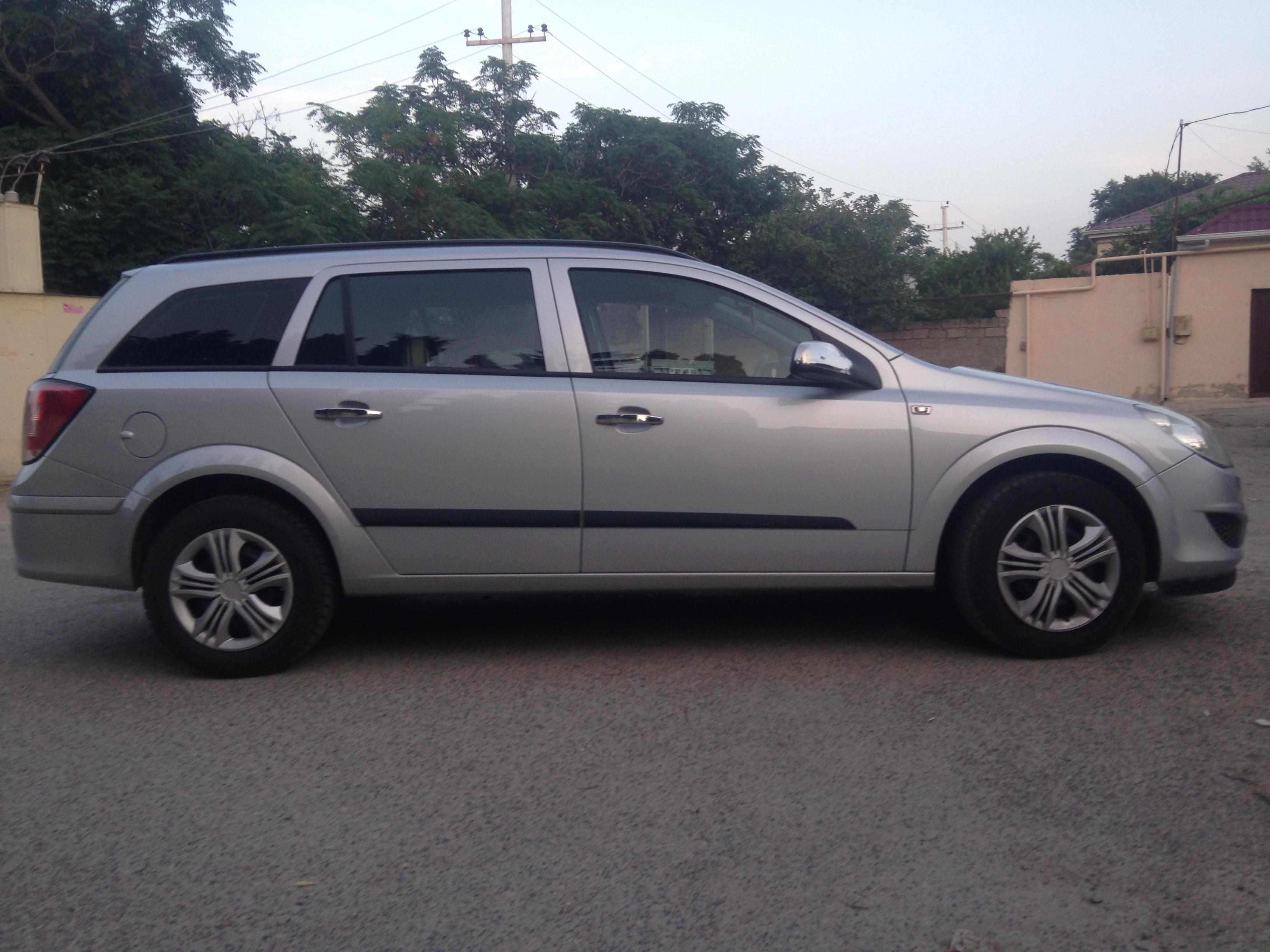 Opel Astra 1.4(lt) 2007 İkinci əl  $6650