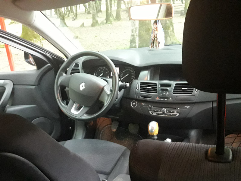 Renault Laguna 1.5(lt) 2008 Yeni avtomobil  $8000