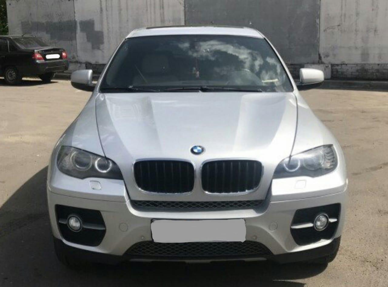 BMW X6 4.4(lt) 2008 Подержанный  $30000