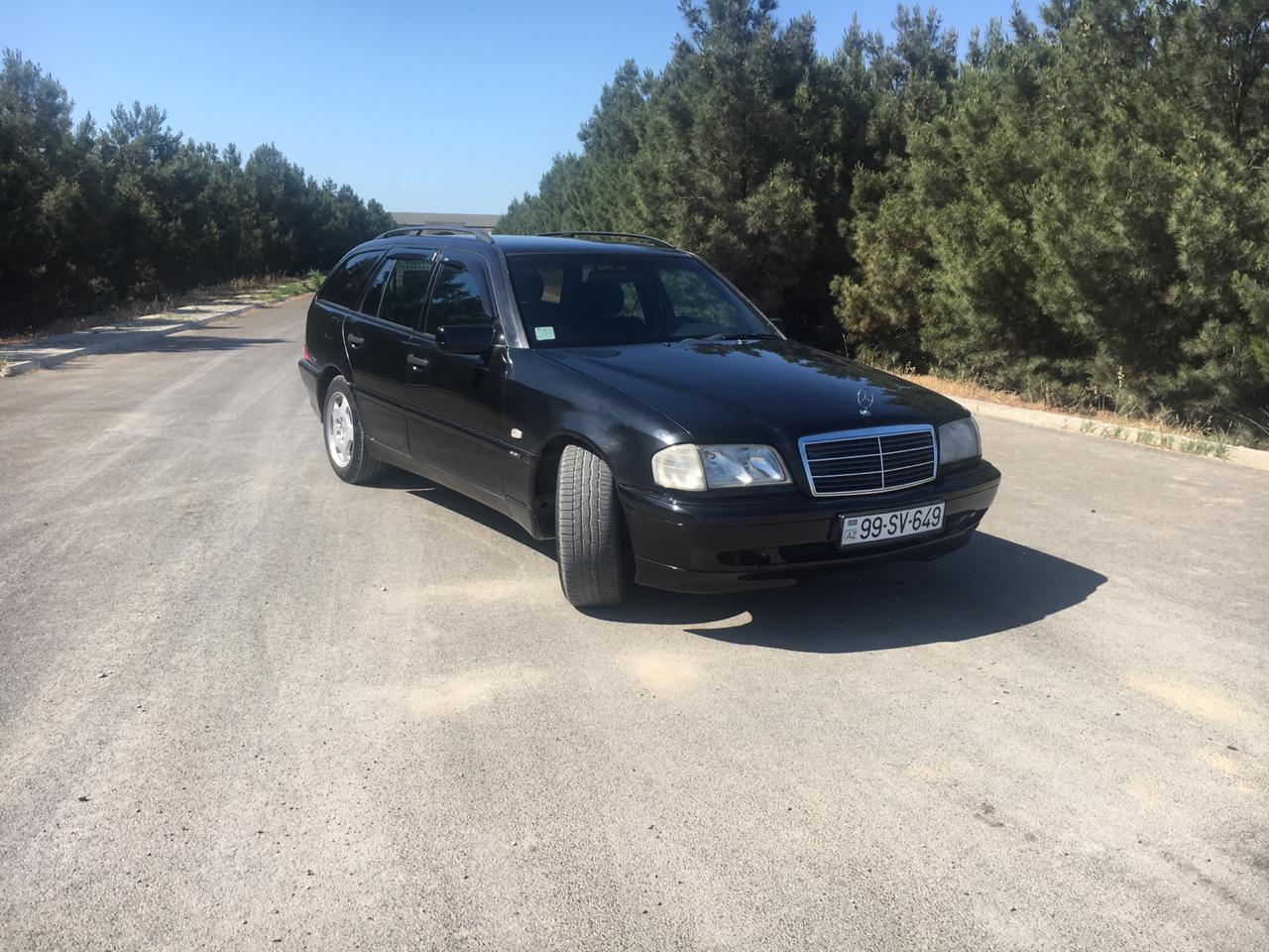 Mercedes-Benz C 180 1.8(lt) 1999 İkinci əl  $9800