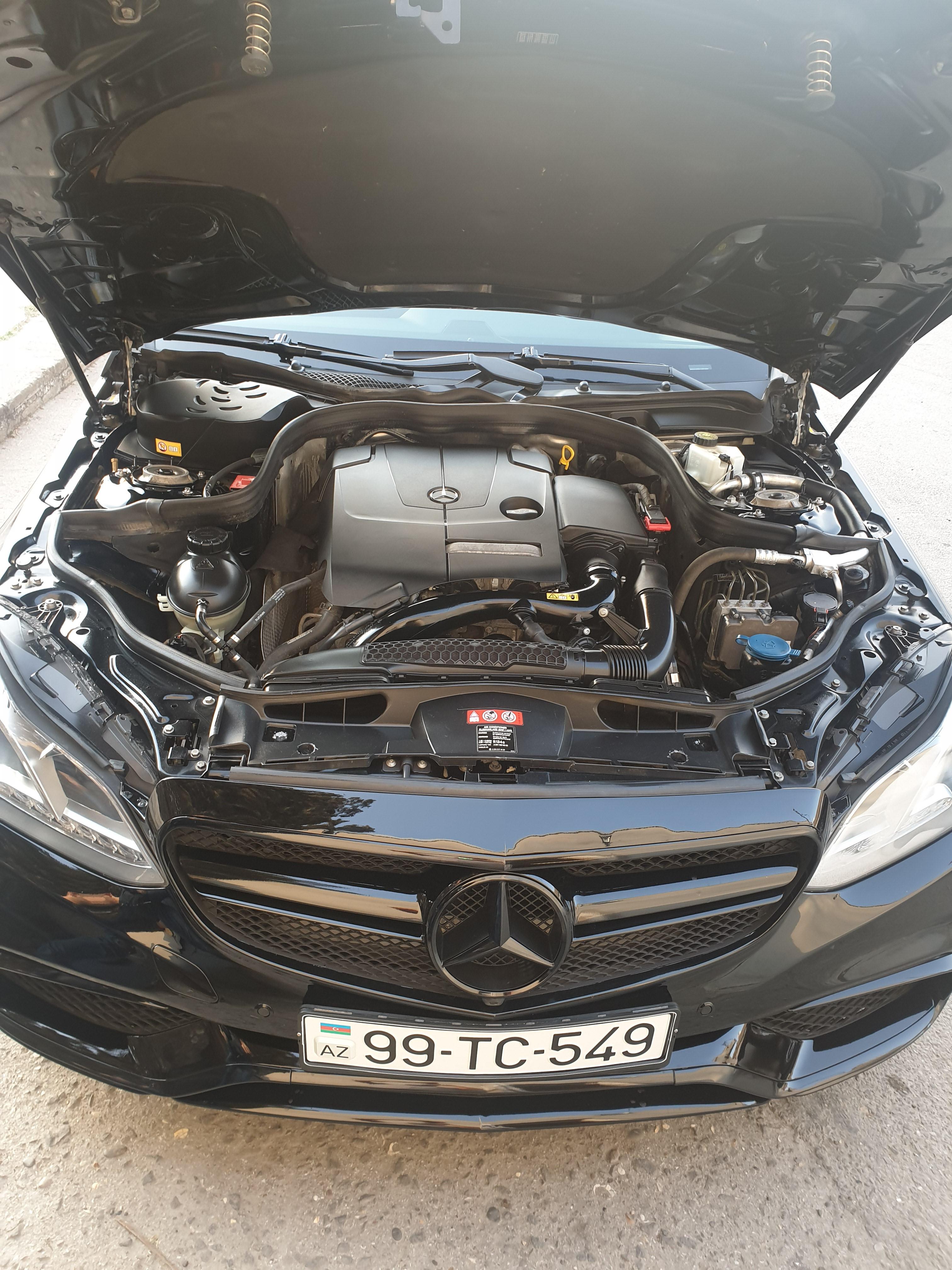 Mercedes-Benz E 200 2.0(lt) 2013 Second hand  $27000