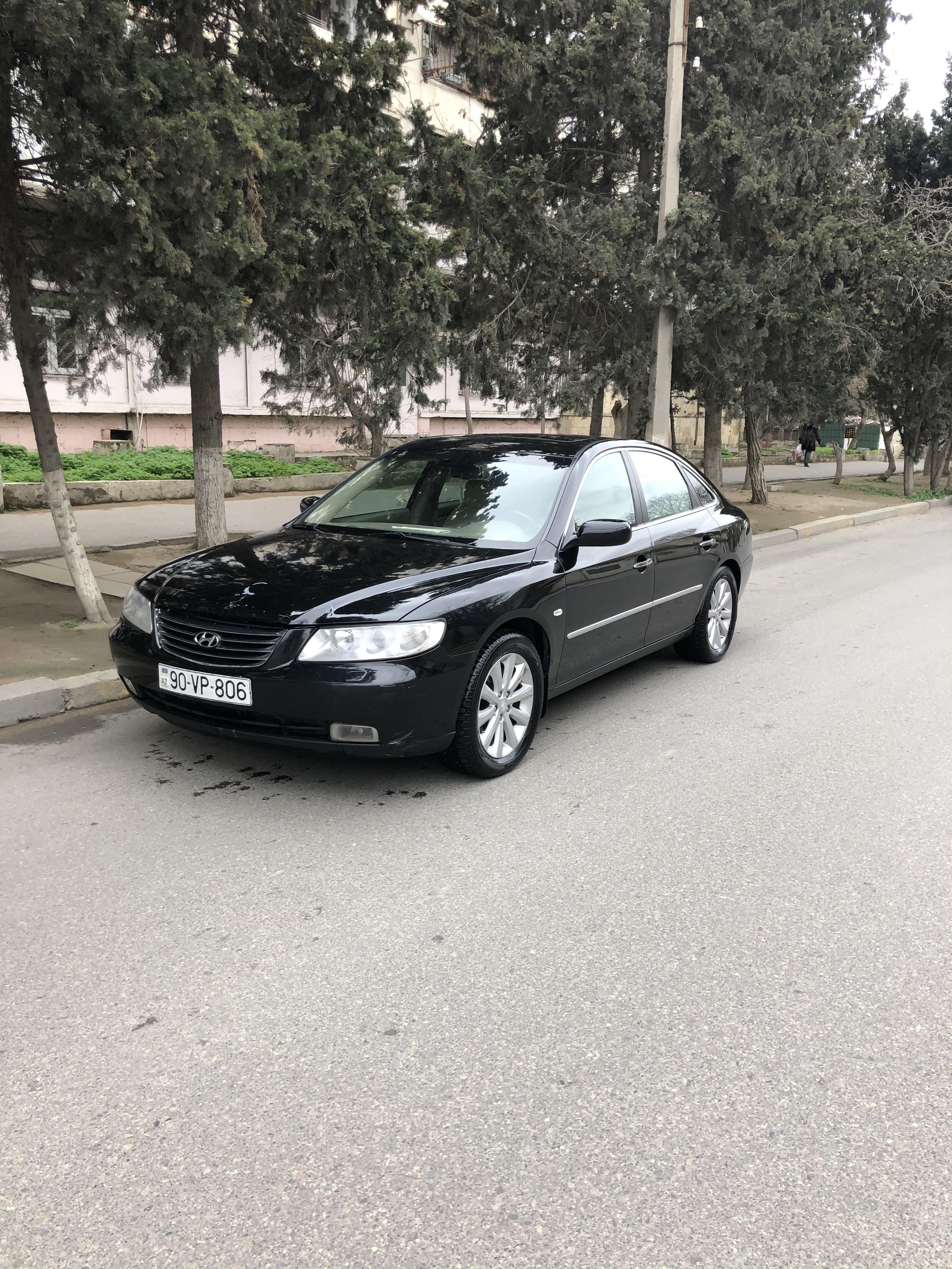 Hyundai Grandeur/Azera 2.7(lt) 2008 İkinci əl  $15000