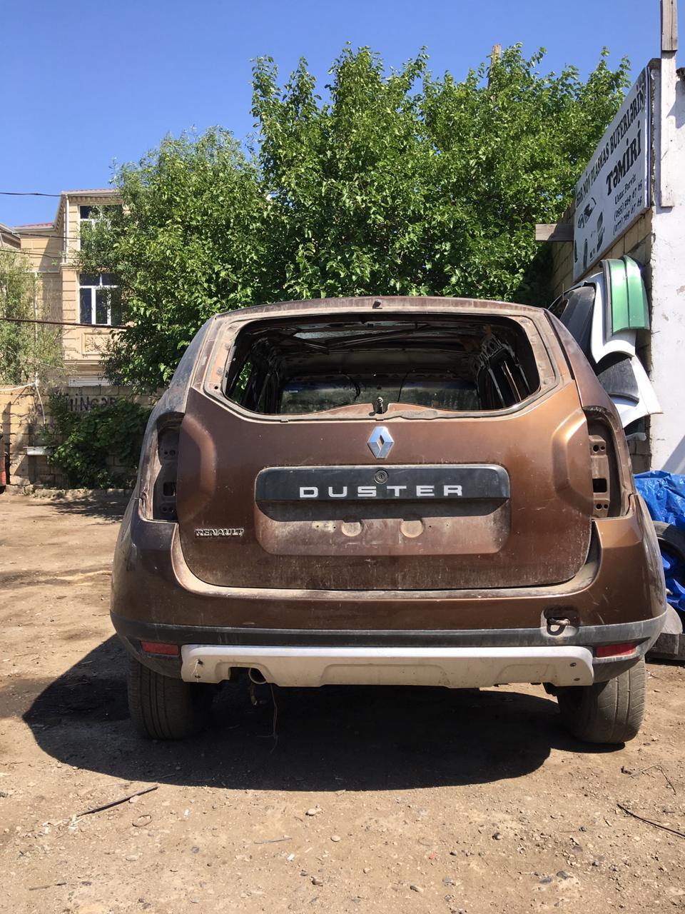 Renault Duster 2.0(lt) 2013 Подержанный  $3900