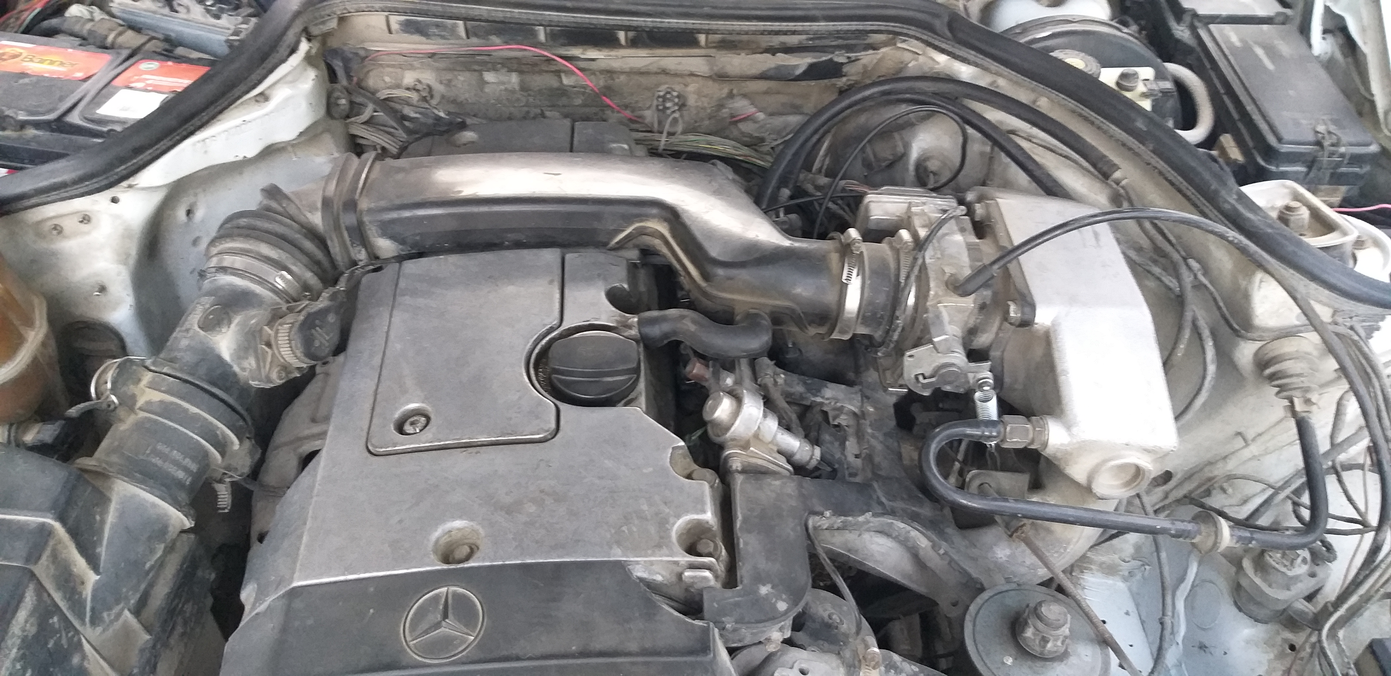 Mercedes-Benz E 220 2.2(lt) 1994 Подержанный  $6700