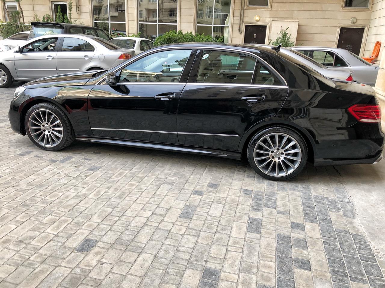 Mercedes-Benz E 220 2.2(lt) 2011 İkinci əl  $22500