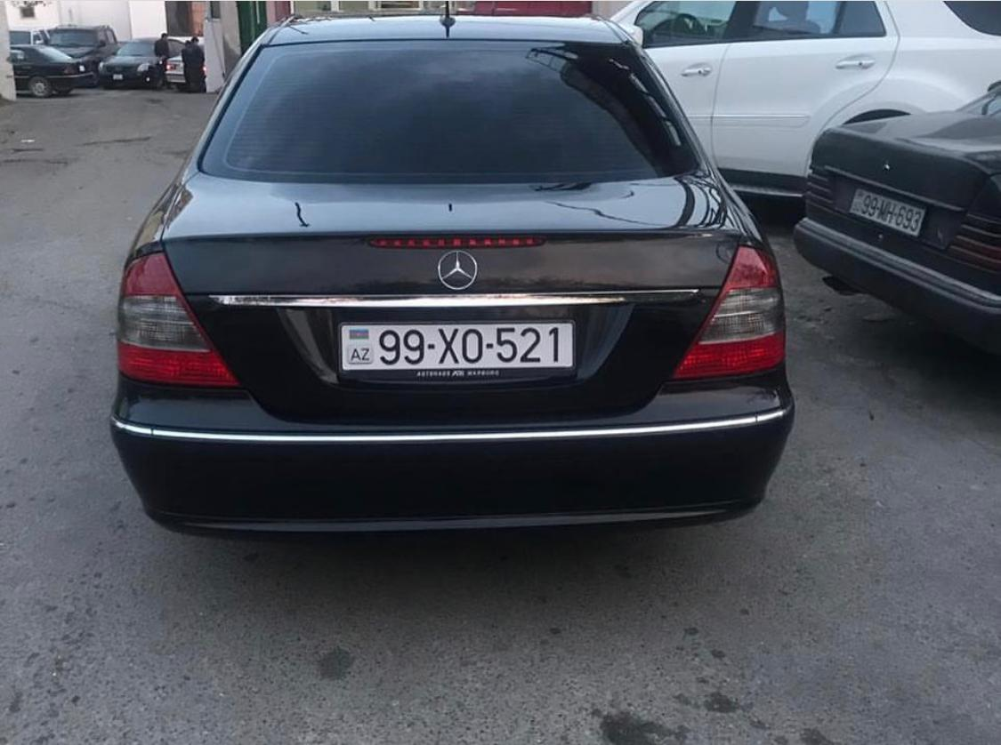 Mercedes-Benz E 200 2.0(lt) 2006 Second hand  $12000