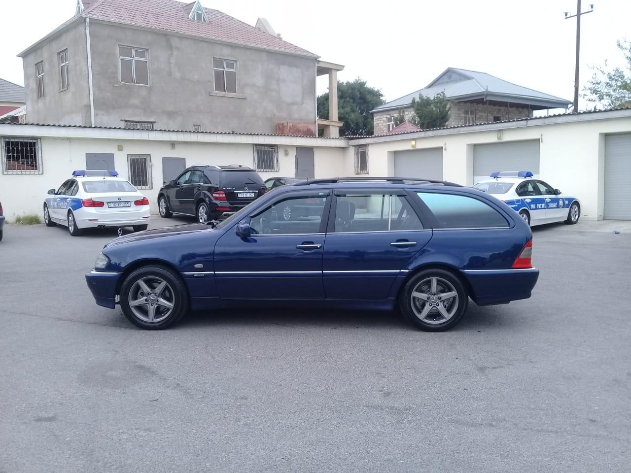 Mercedes-Benz C 230 2.3(lt) 1998 Second hand  $10300