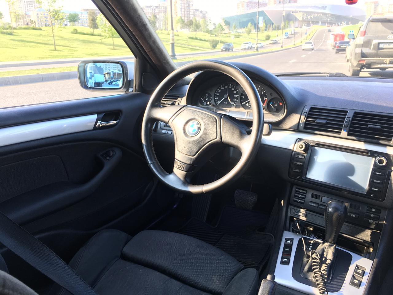 BMW 320 2.2(lt) 2000 Подержанный  $6800