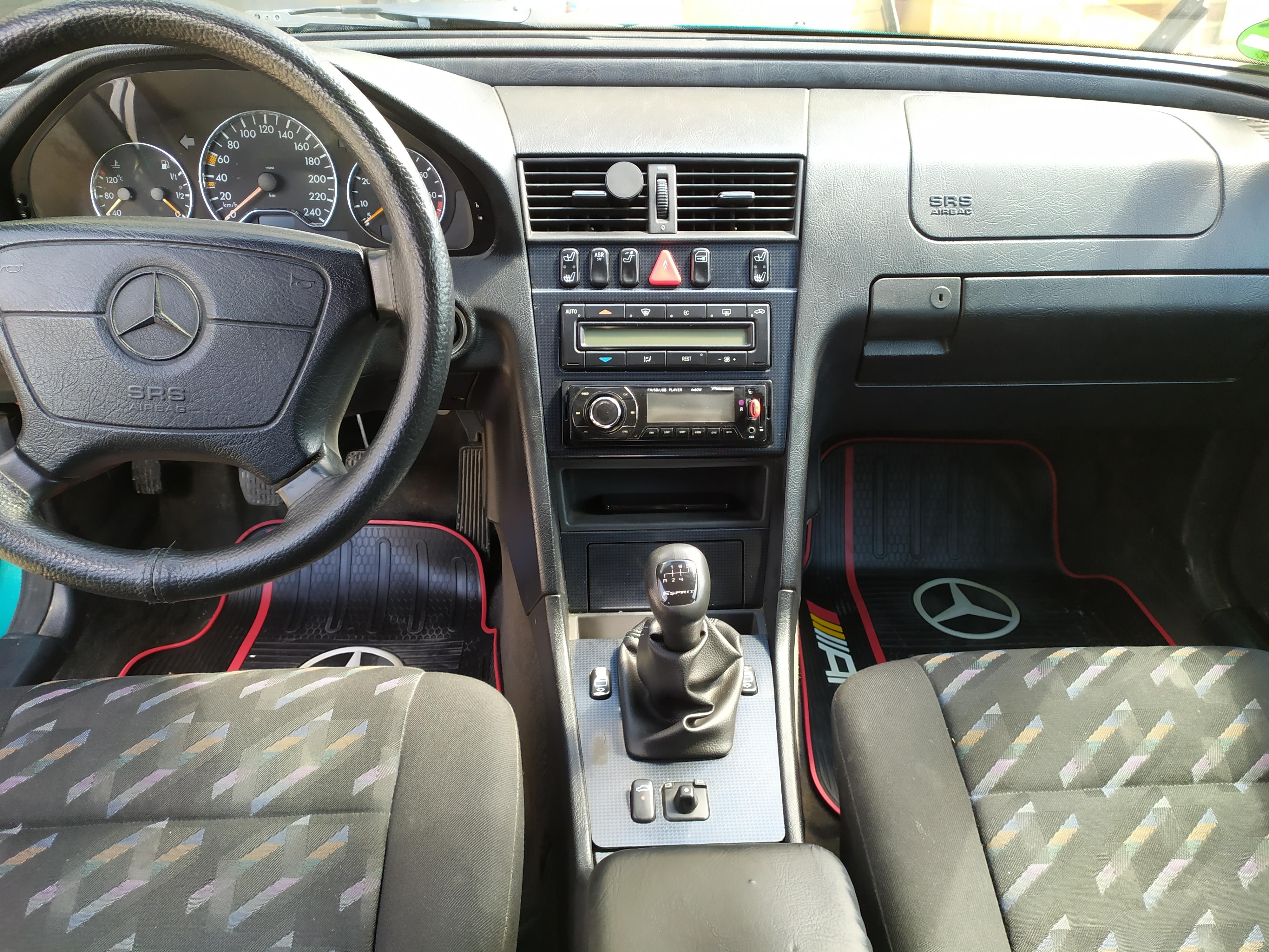 Mercedes-Benz C 200 2.0(lt) 1997 Second hand  $5800