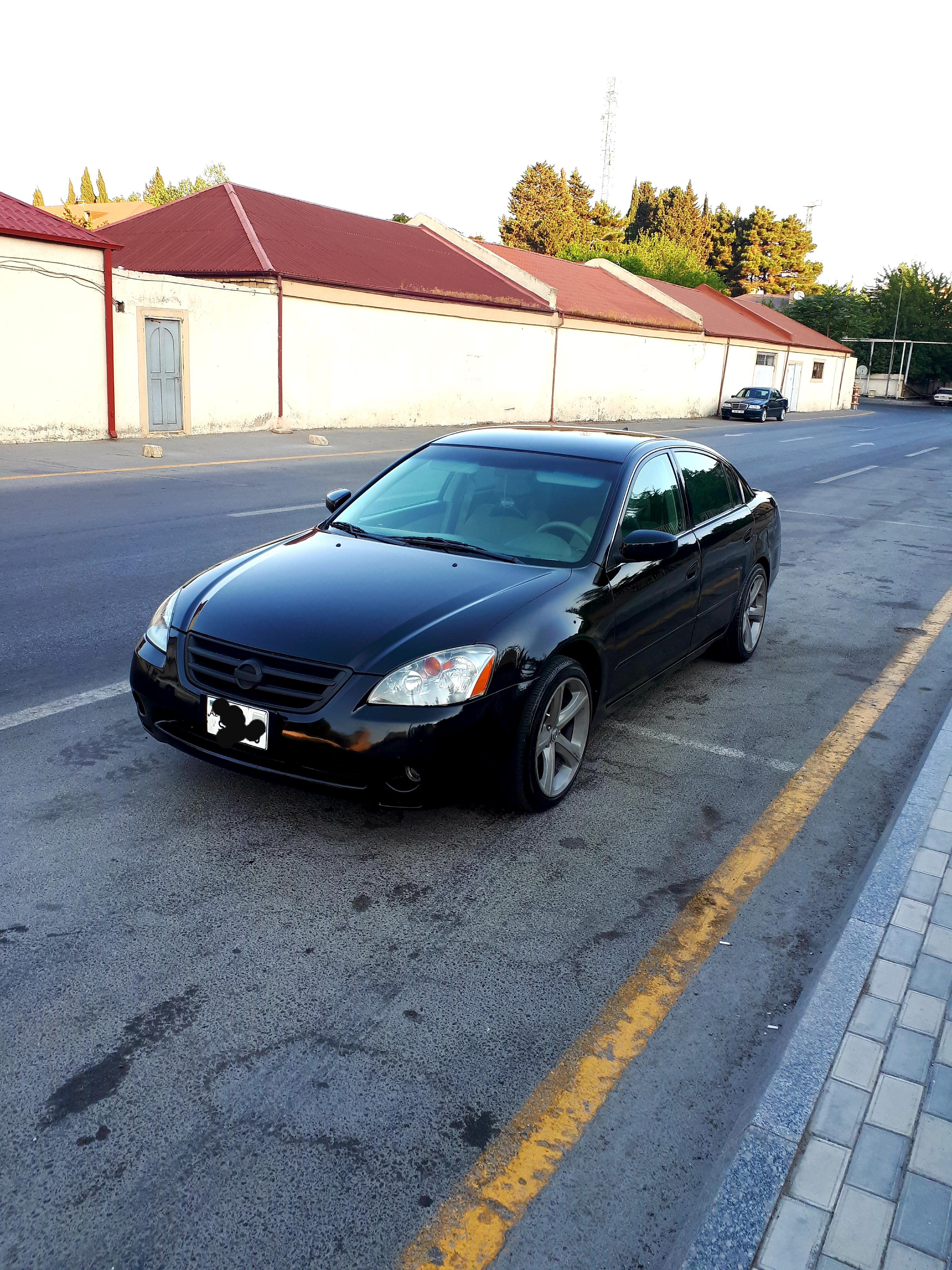 Nissan Altima 2.5(lt) 2005 İkinci əl  $10900