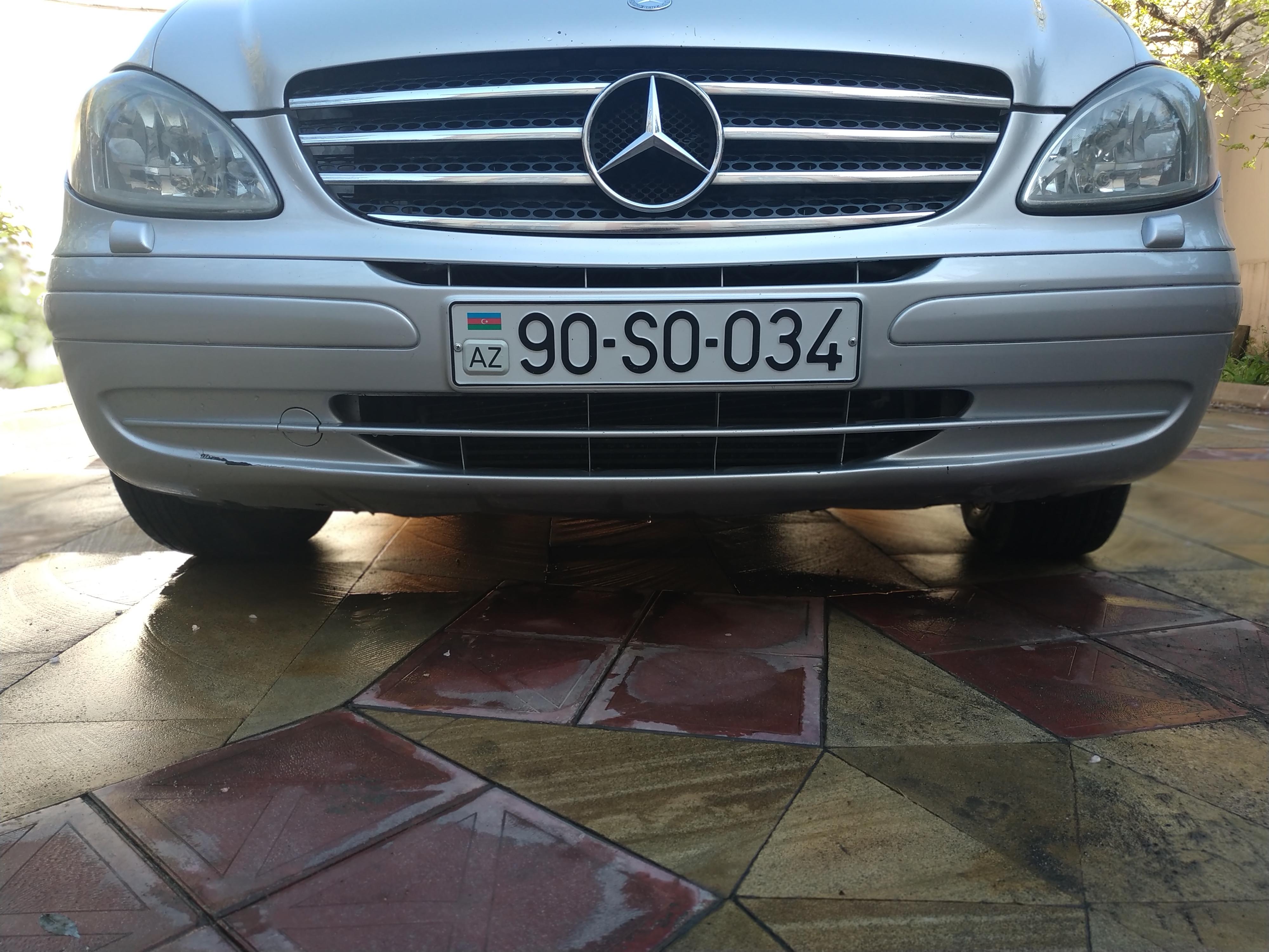 Mercedes-Benz Viano 2.2(lt) 2006 İkinci əl  $16000