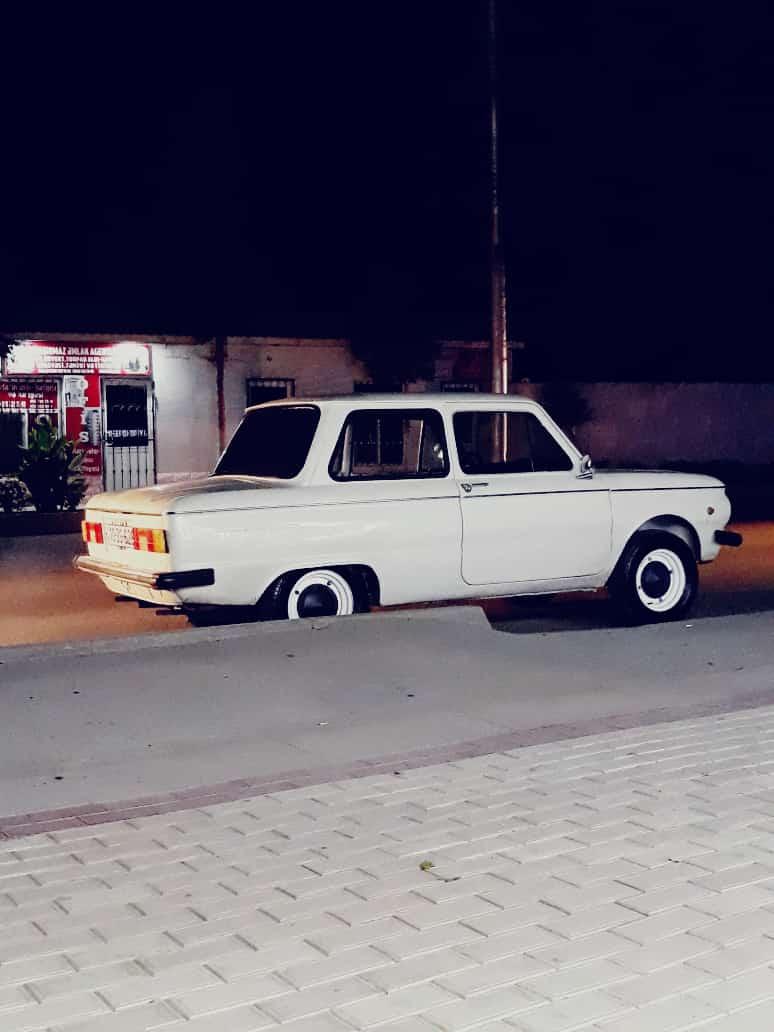 ZAZ 968 1.3(lt) 1990 İkinci əl  $2000
