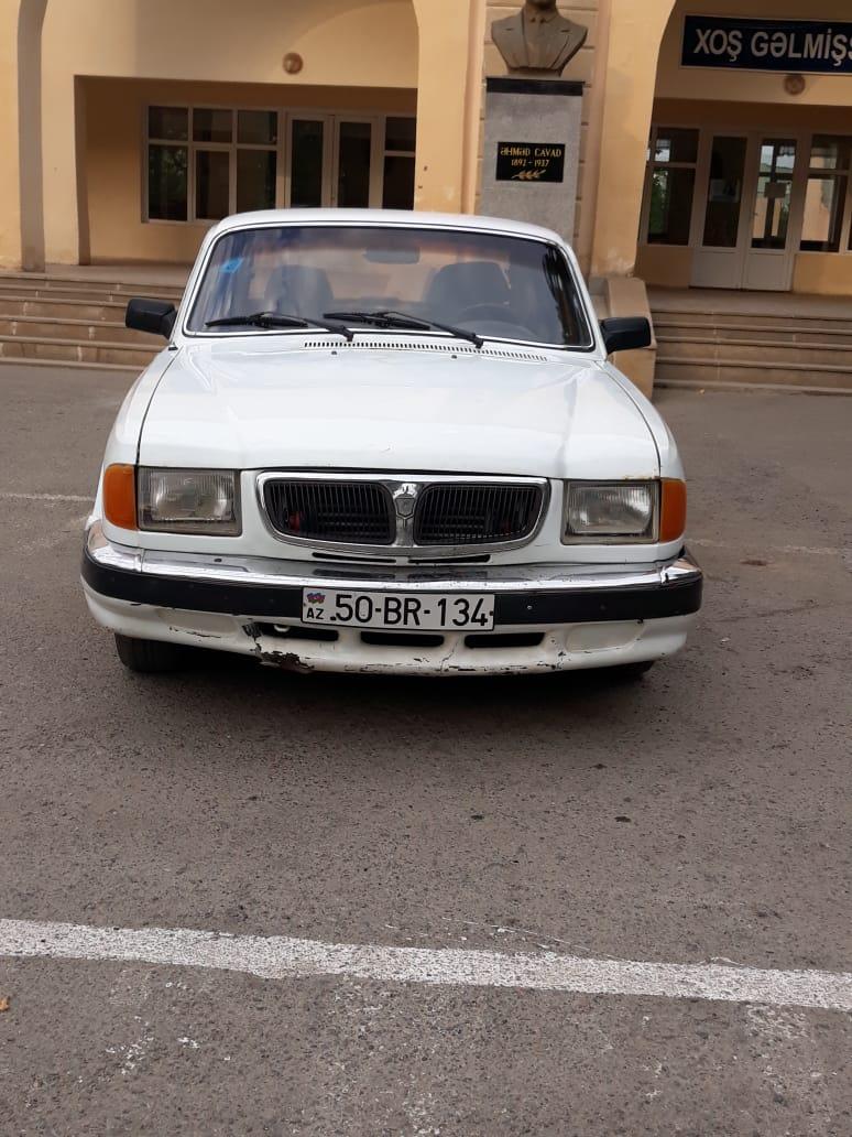 GAZ 3110 2.4(lt) 2000 İkinci əl  $1500