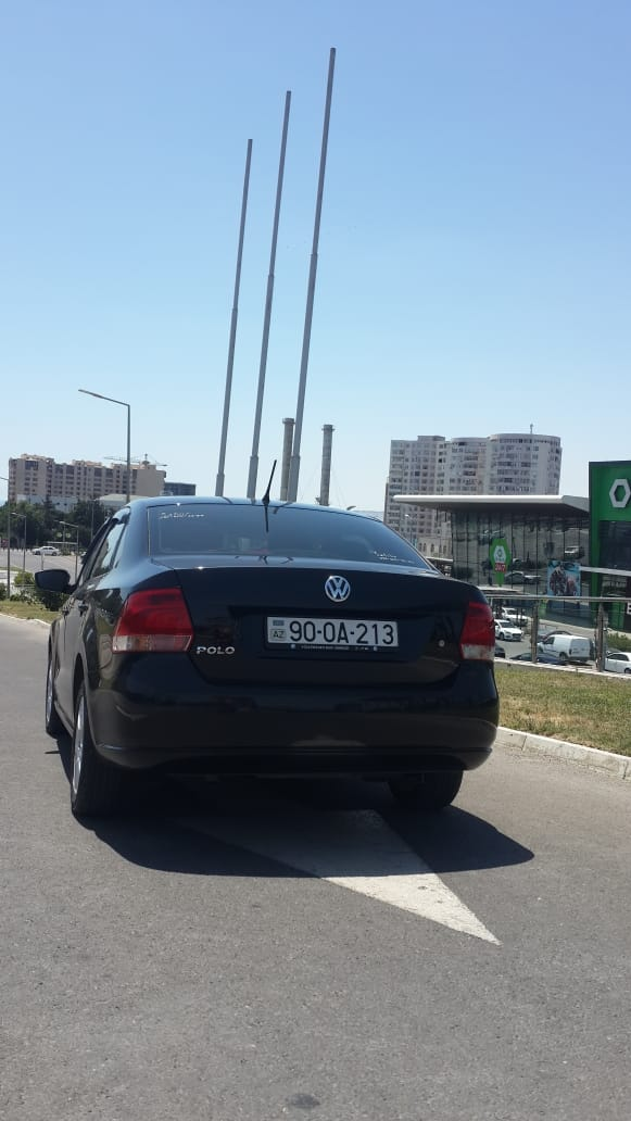 Volkswagen Polo 1.6(lt) 2014 İkinci əl  $14200