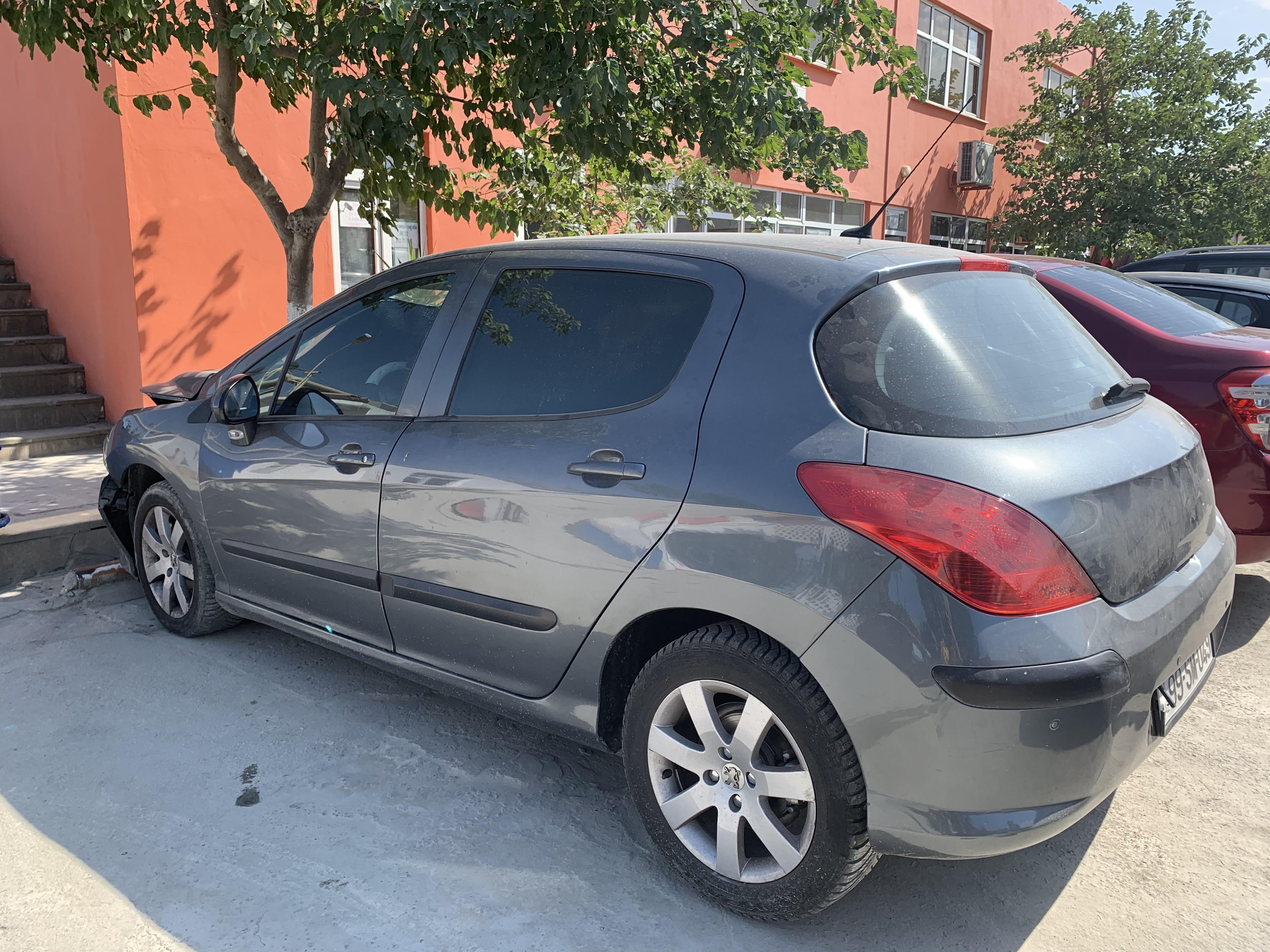 Peugeot 308 1.6(lt) 2009 İkinci əl  $3000
