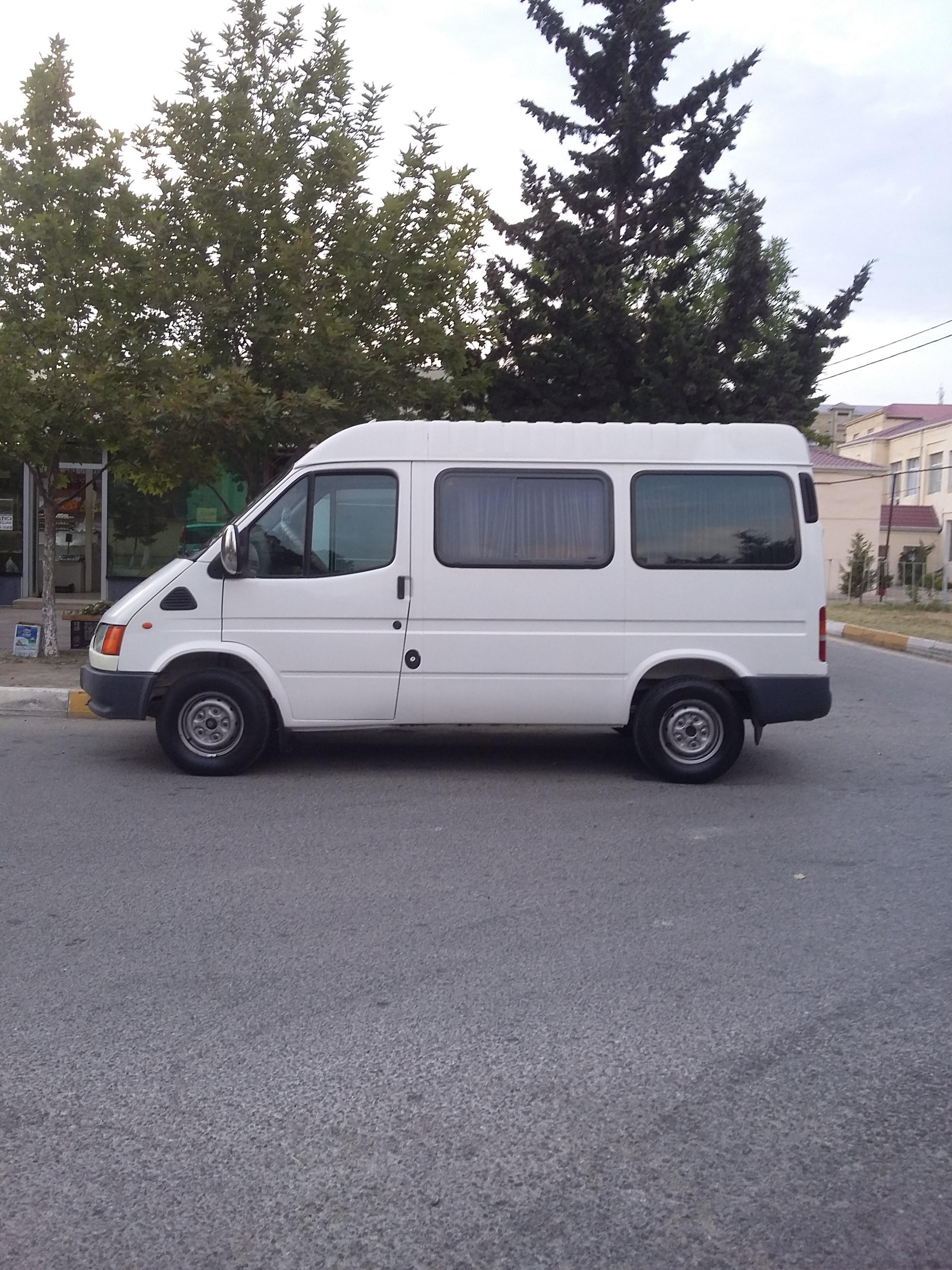 Ford Transit 2.5(lt) 2000 İkinci əl  $9000