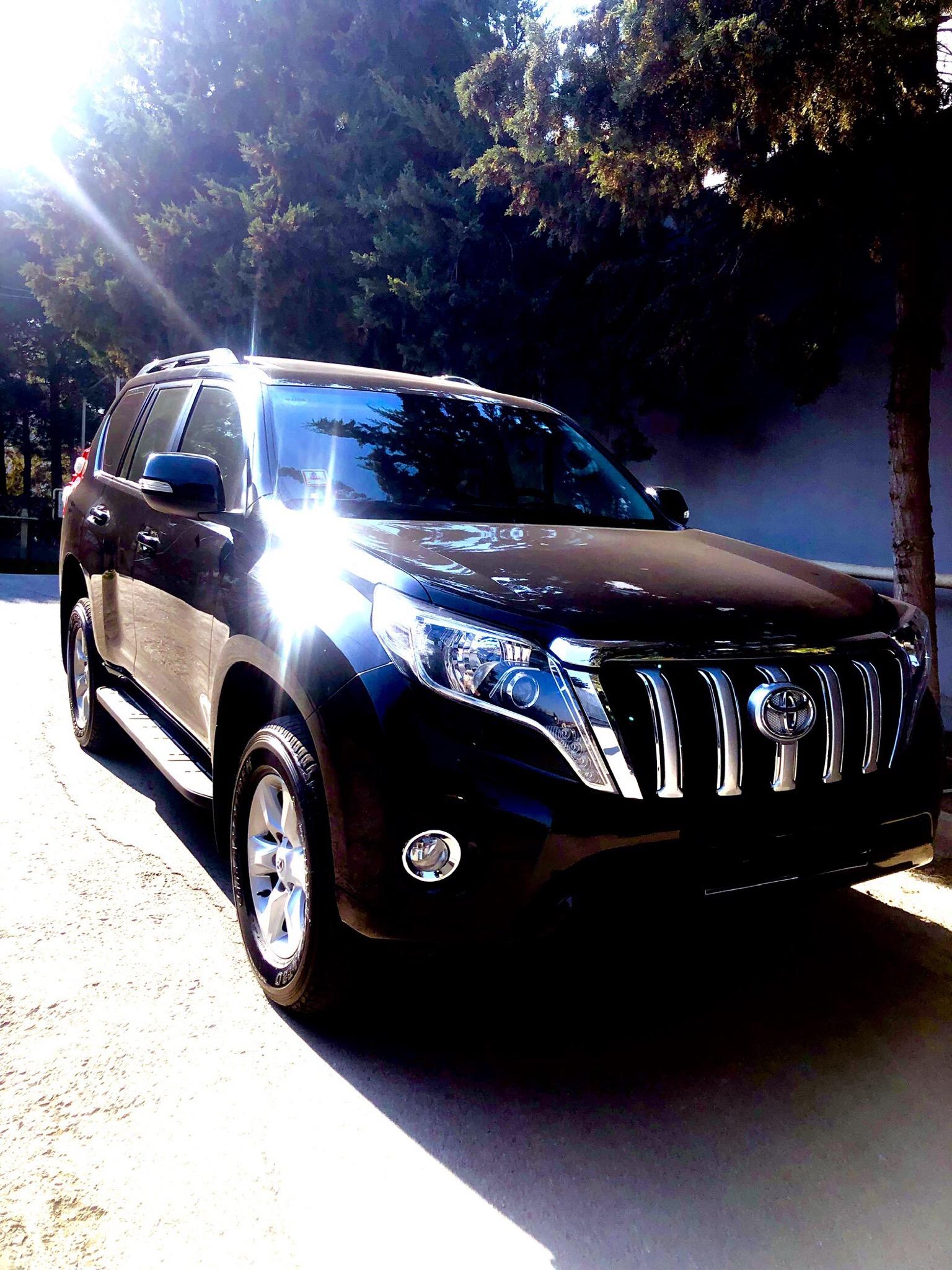 Toyota Prado 2.7(lt) 2013 İkinci əl  $35000