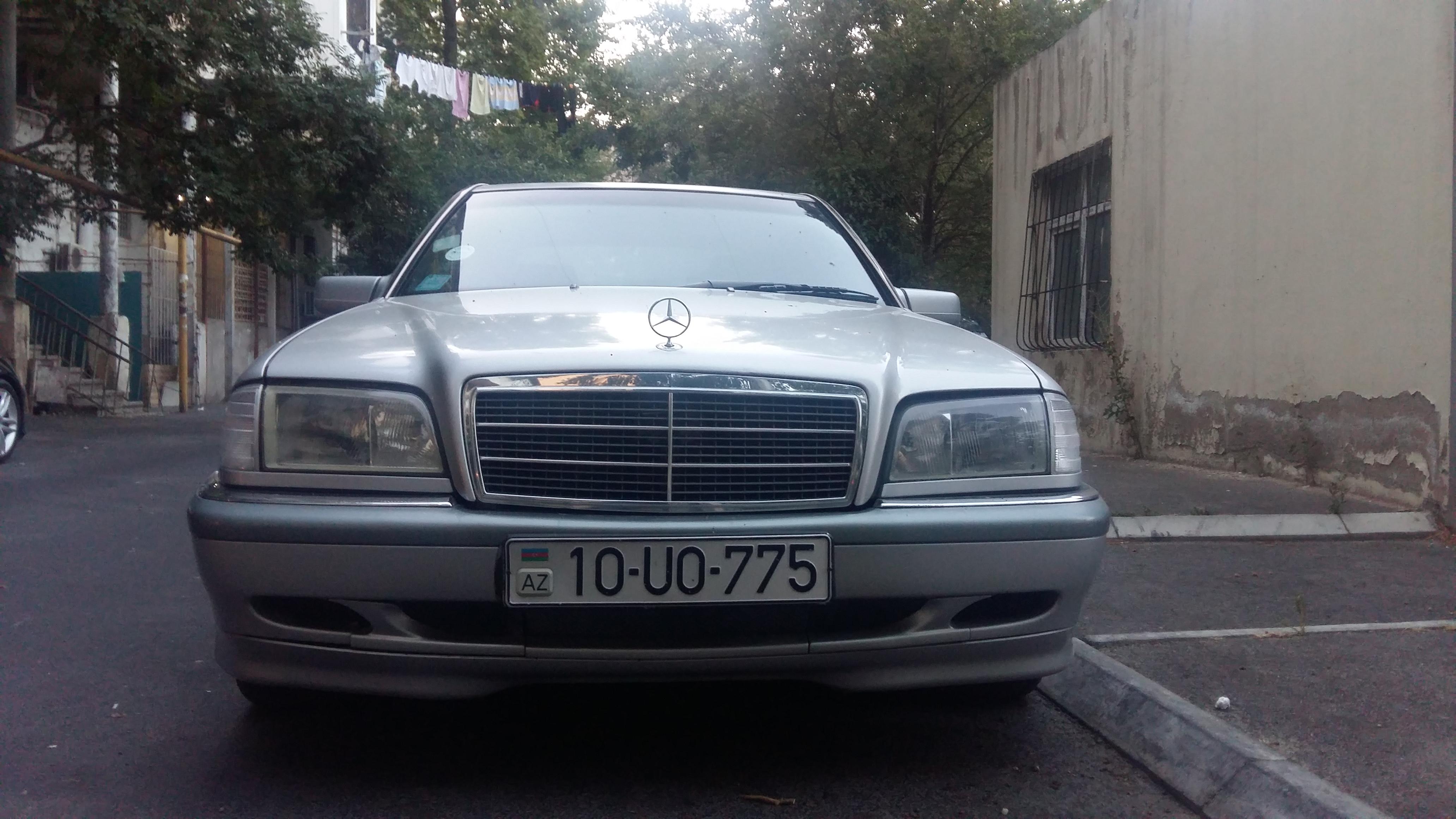 Mercedes-Benz C 230 2.3(lt) 1997 İkinci əl  $10000