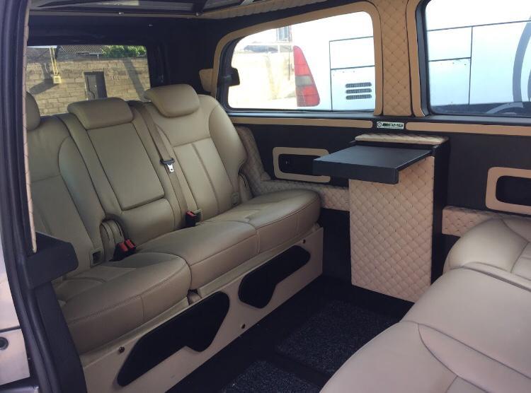 Mercedes-Benz Vito 2.2(lt) 2008 İkinci əl  $26000
