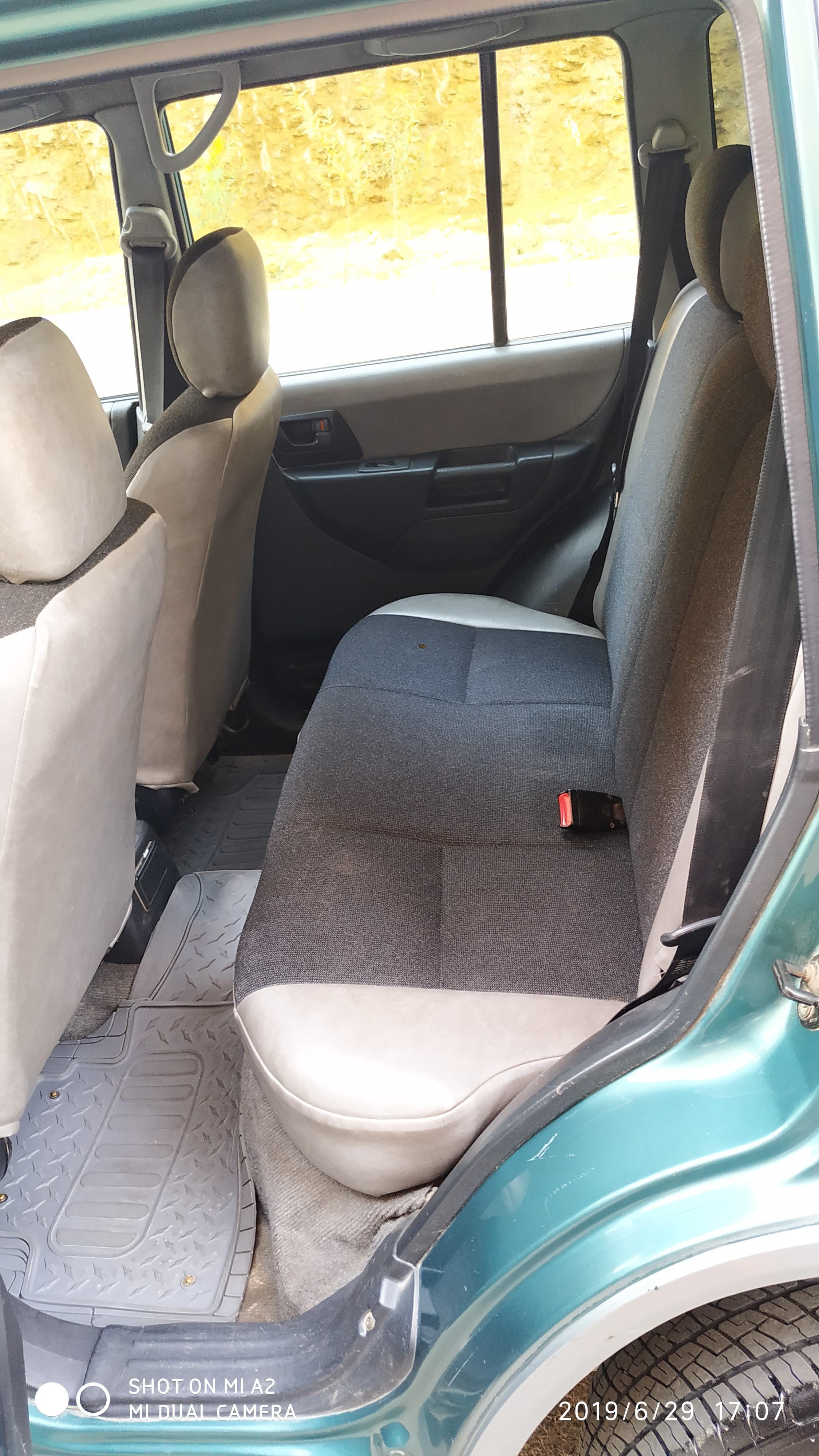 Mitsubishi Pajero iO 1.8(lt) 2000 İkinci əl  $9400