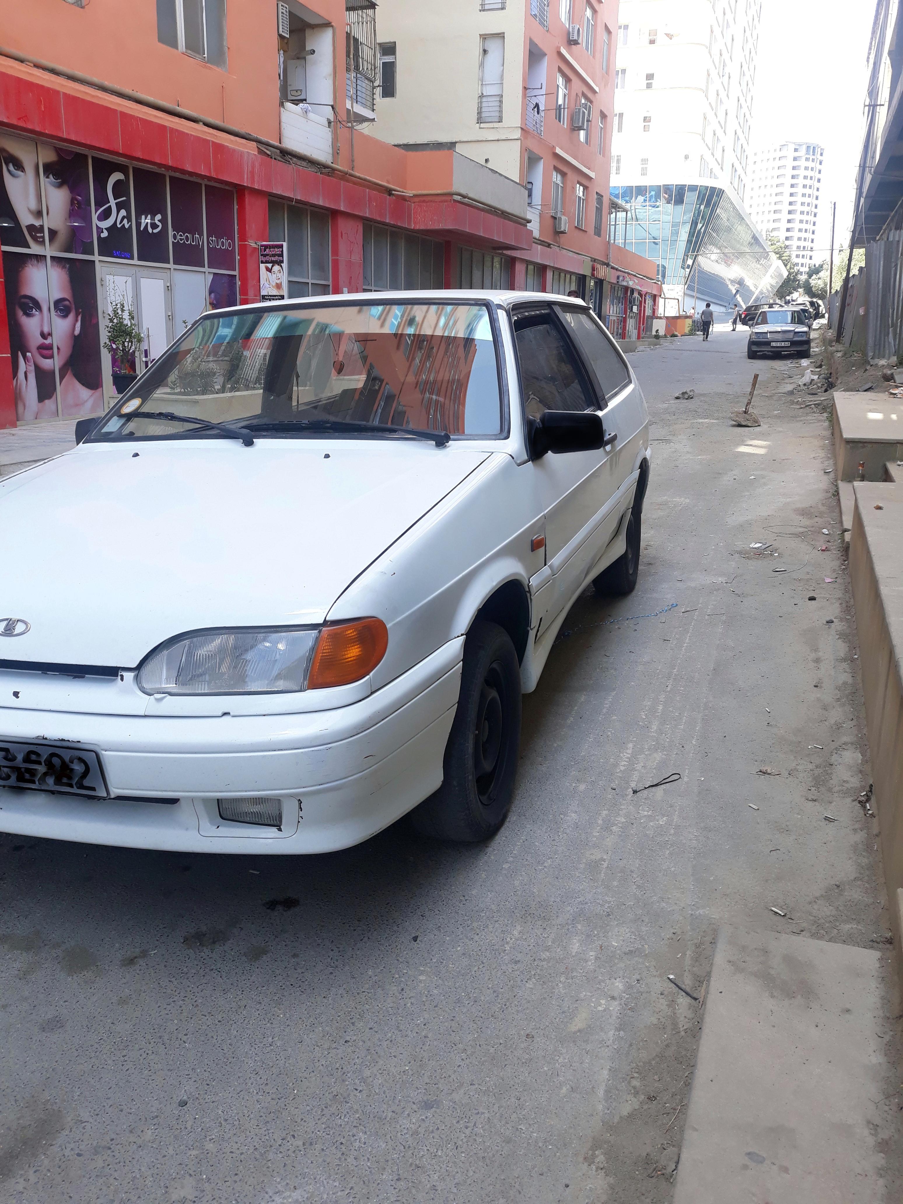 VAZ 2108 1.5(lt) 1993 İkinci əl  $2500