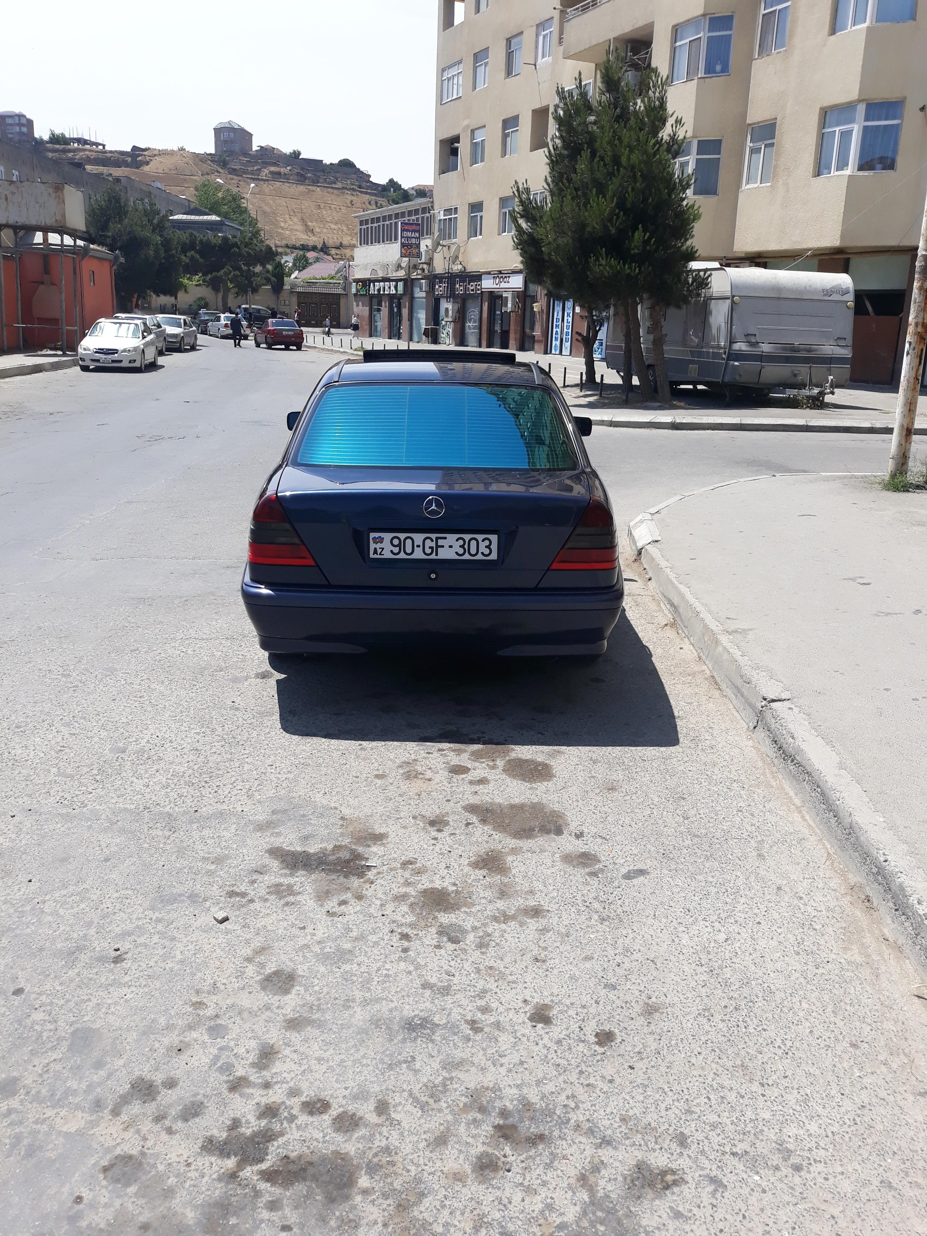 Mercedes-Benz C 180 1.8(lt) 1997 İkinci əl  $11300
