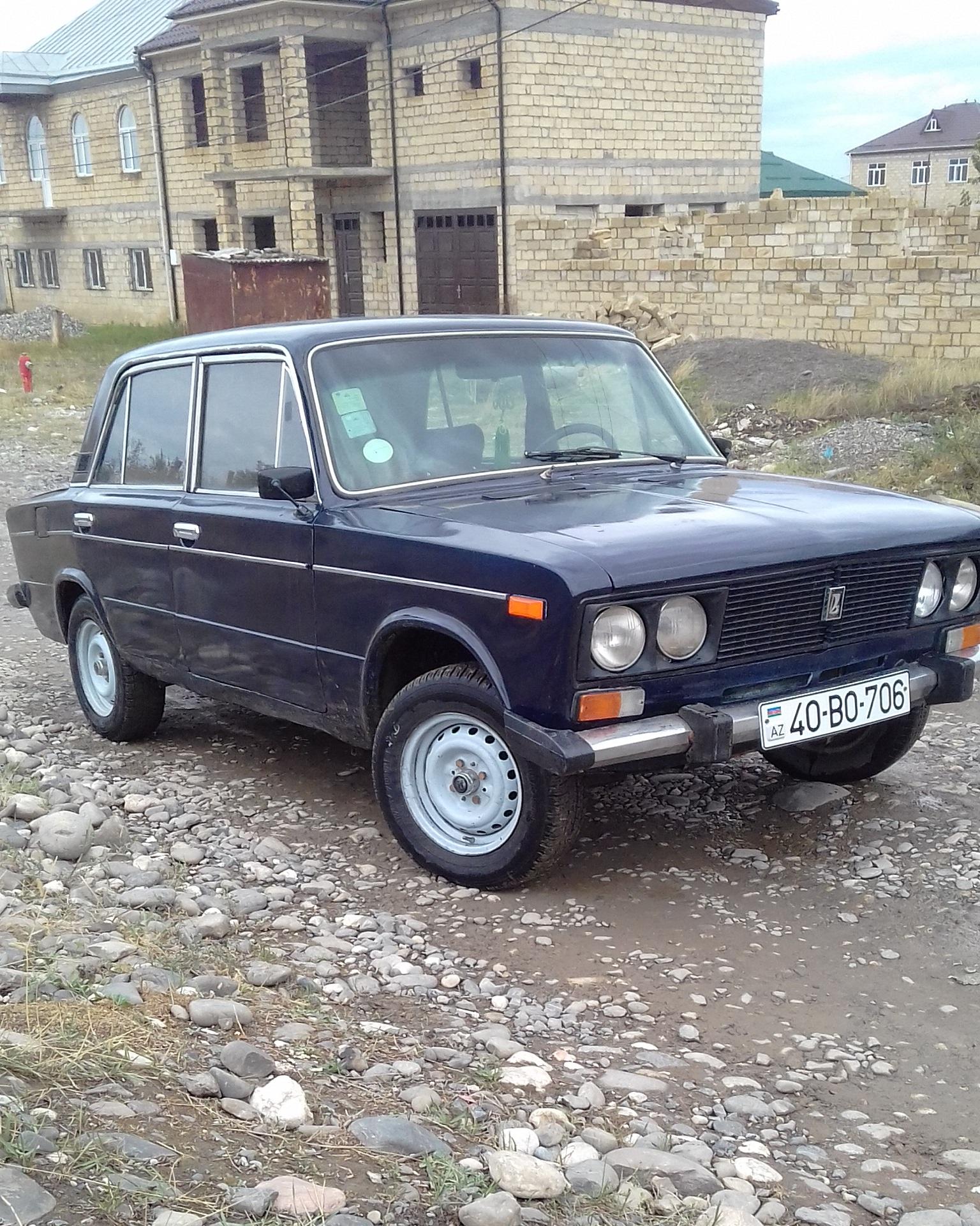 VAZ 2106 1.5(lt) 1983 İkinci əl  $1500