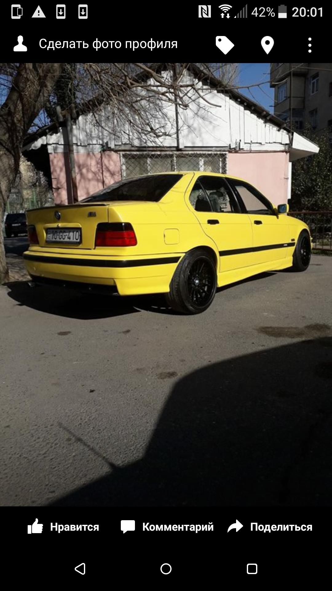 BMW 318 1.9(lt) 1994 Подержанный  $4500
