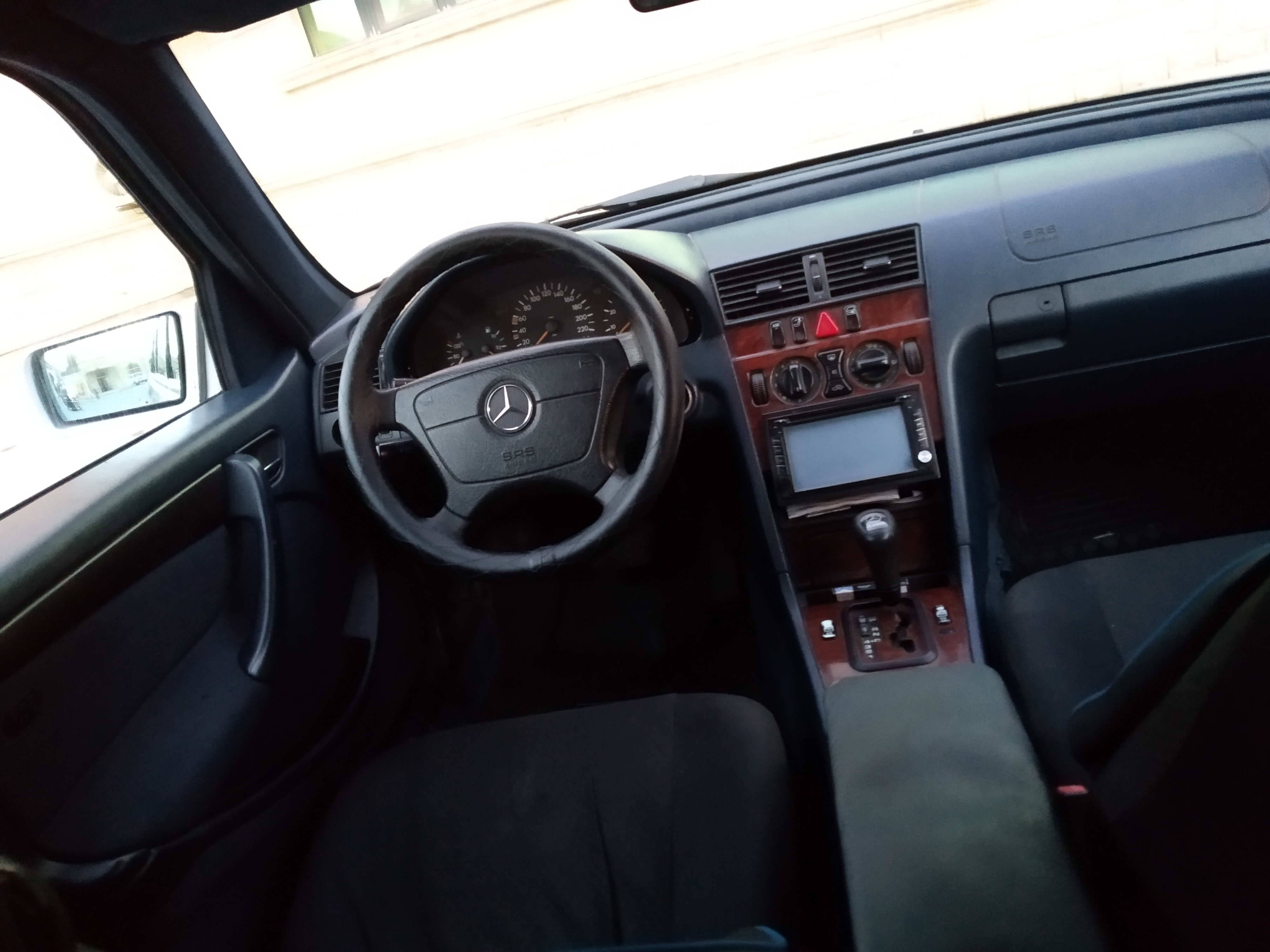 Mercedes-Benz C 180 1.8(lt) 1999 İkinci əl  $10600