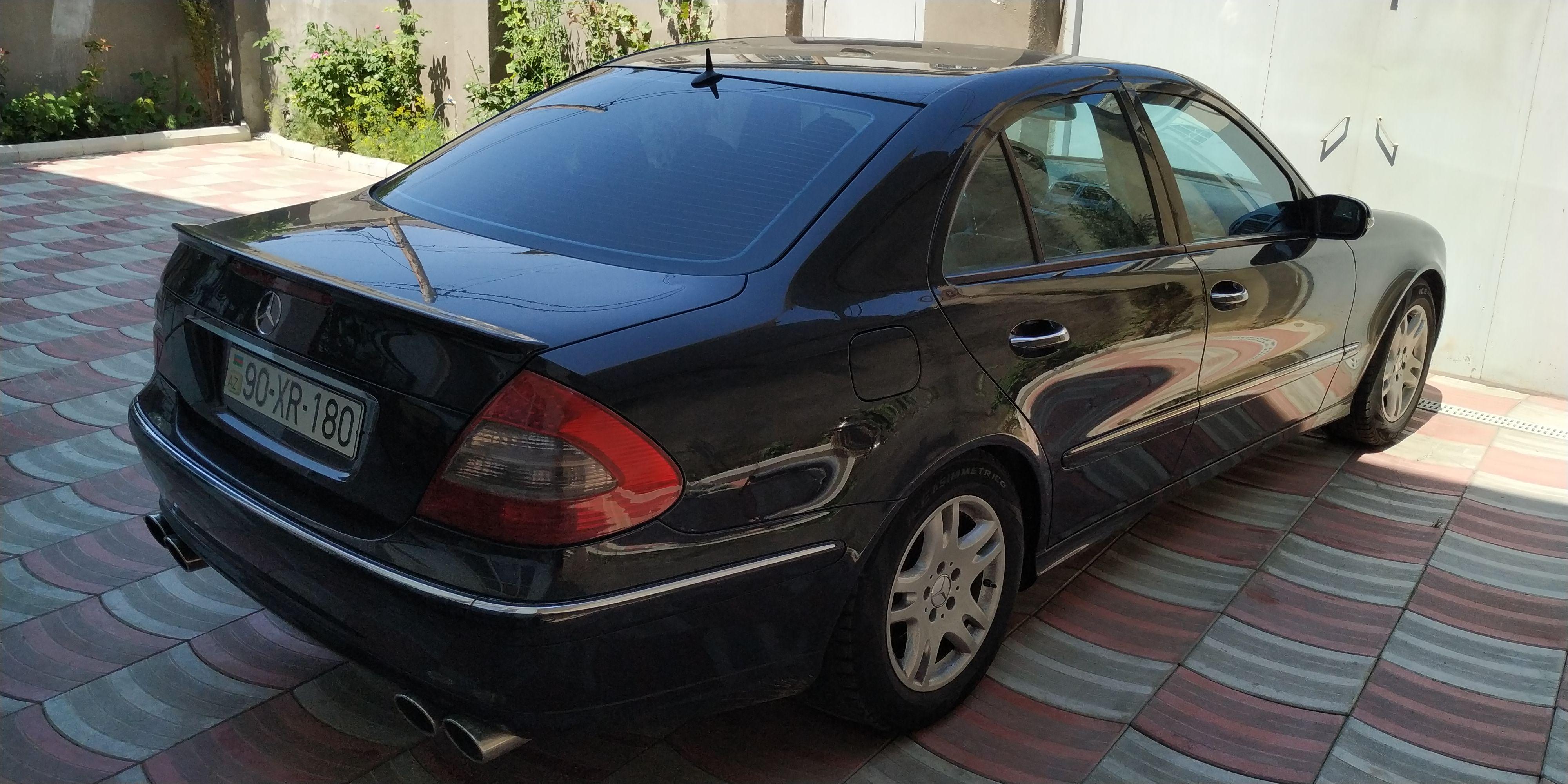 Mercedes-Benz E 320 3.2(lt) 2003 İkinci əl  $15200