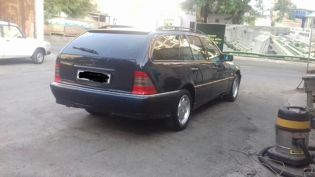 Mercedes-Benz C 180 1.8(lt) 1997 İkinci əl  $10000
