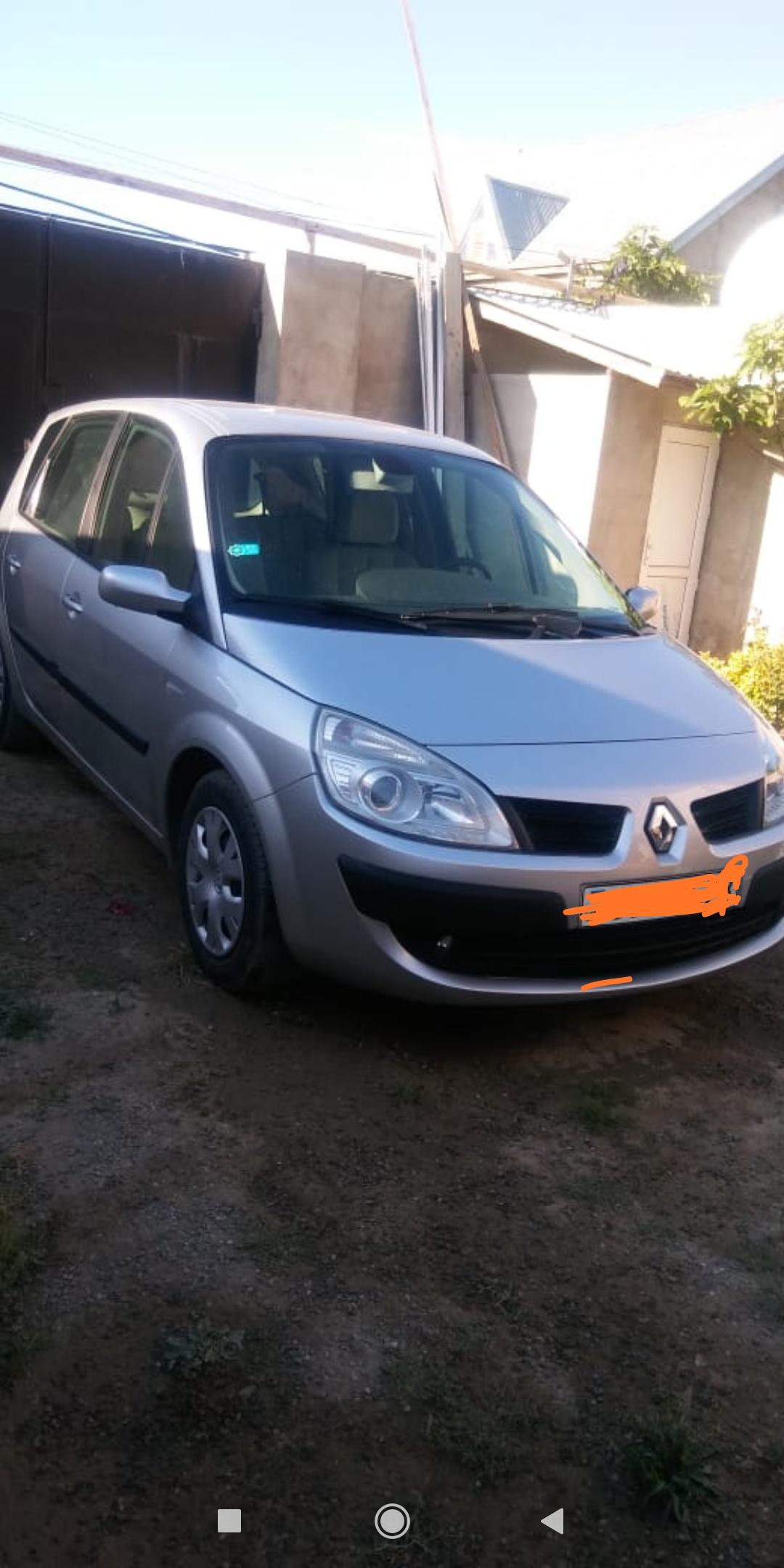 Renault Scenic 1.5(lt) 2007 İkinci əl  $5600