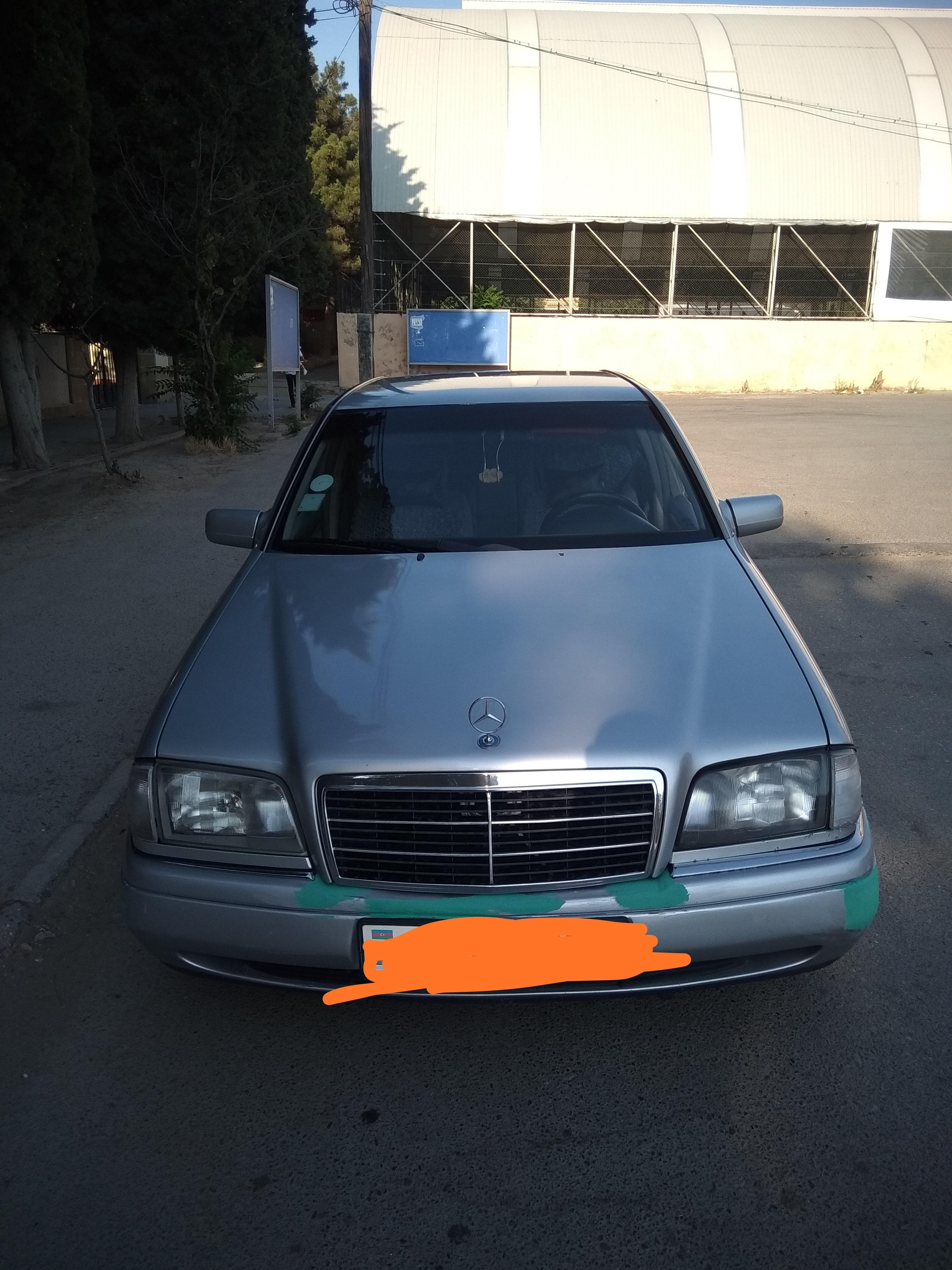 Mercedes-Benz C 220 2.2(lt) 1994 İkinci əl  $8500