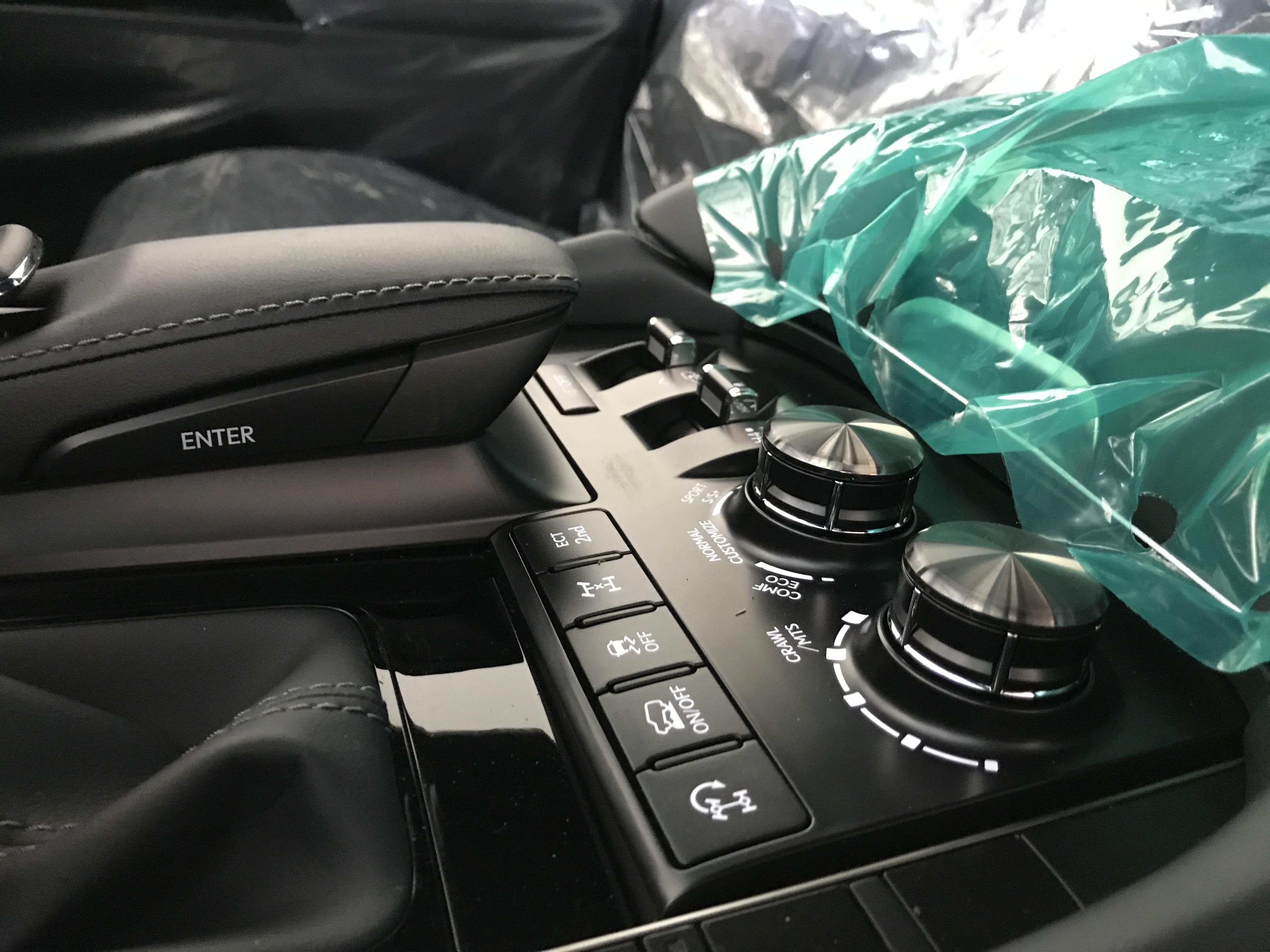 Lexus LX 450d 4.5(lt) 2019 Yeni avtomobil  $119500