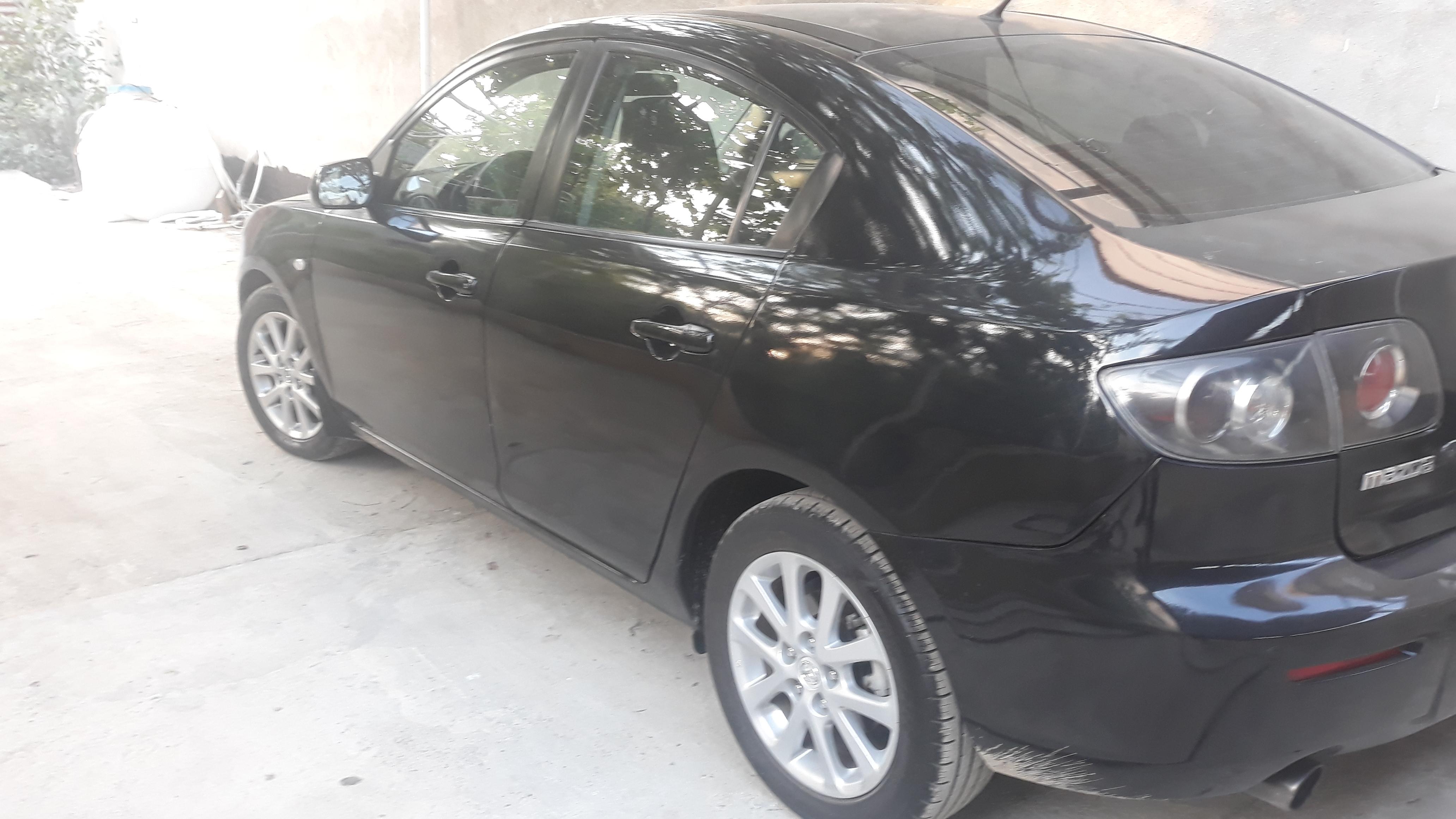 Mazda 3 1.6(lt) 2009 İkinci əl  $9700