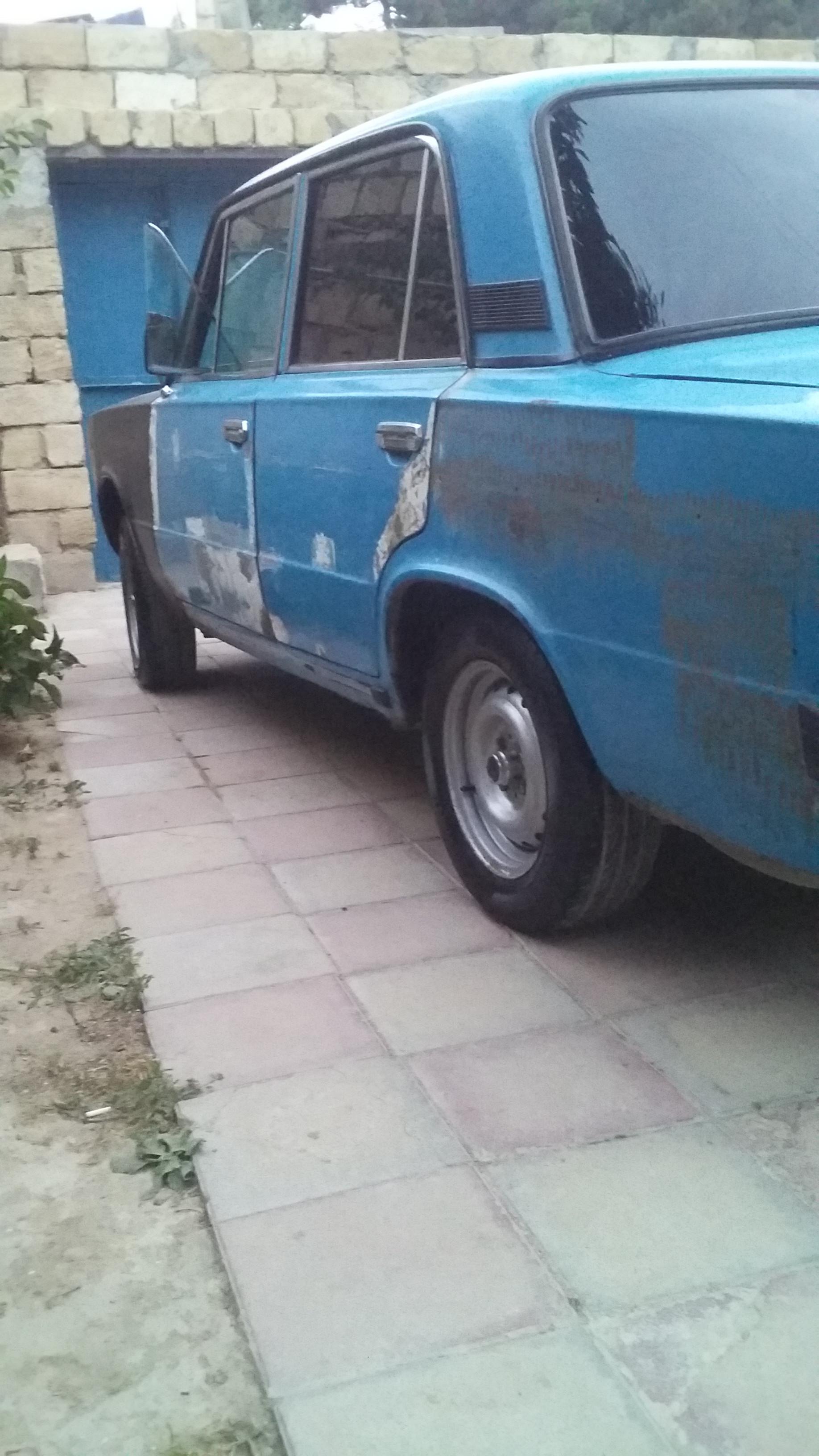 VAZ 2106 1.6(lt) 1984 İkinci əl  $3500