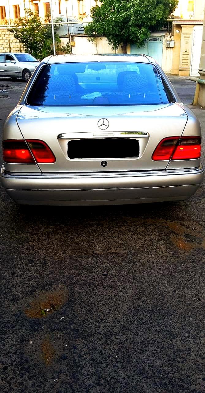Mercedes-Benz E 230 2.3(lt) 1995 Second hand  $6000