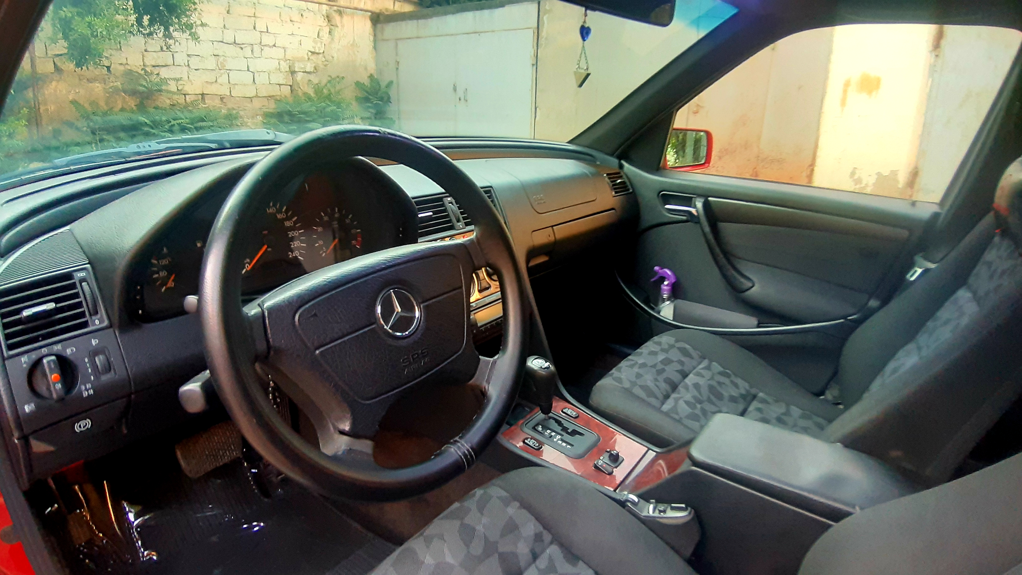 Mercedes-Benz C 180 1.8(lt) 1997 İkinci əl  $10300