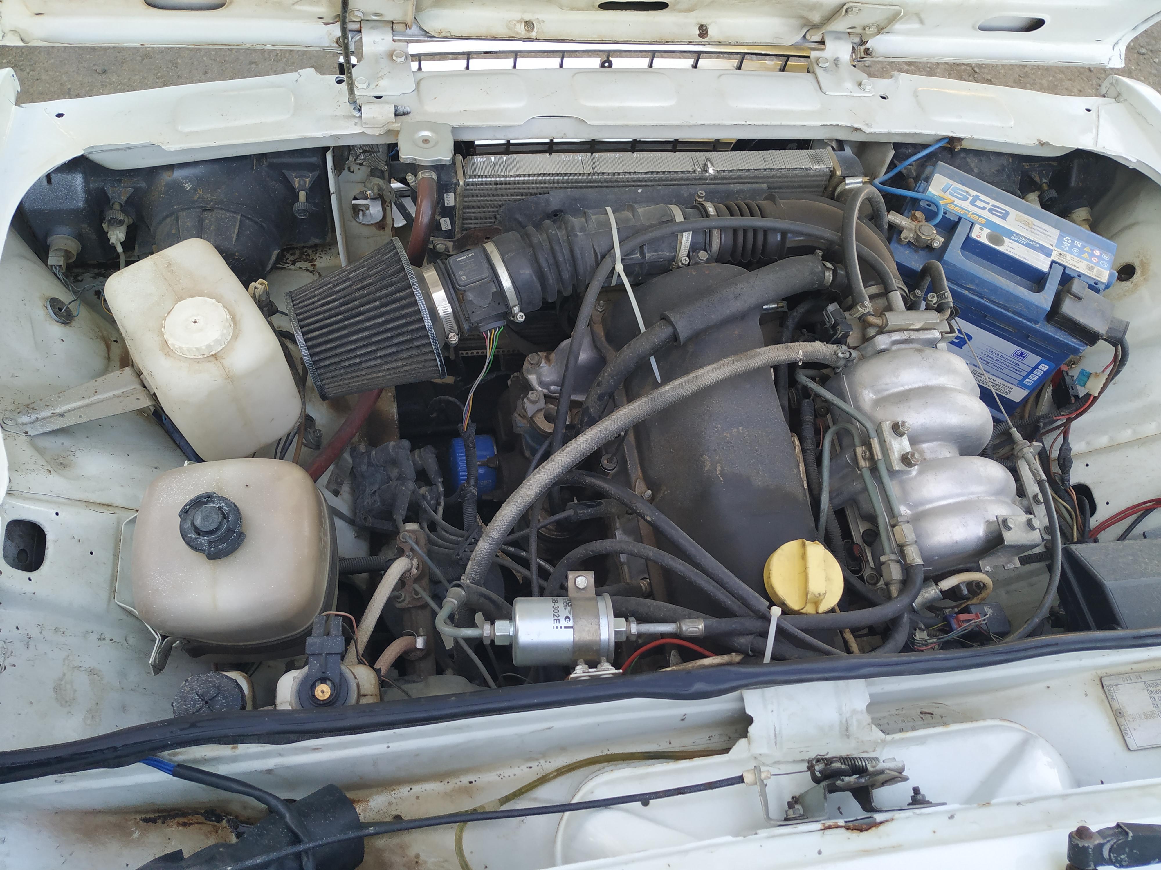 VAZ 2107 1.6(lt) 2009 Подержанный  $5700