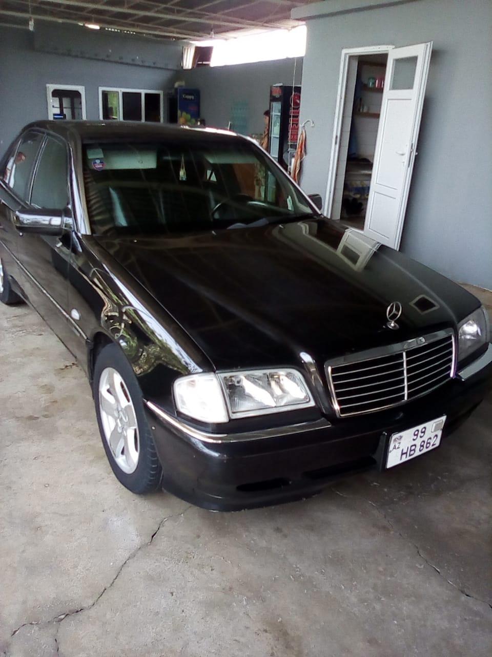 Mercedes-Benz C 240 2.4(lt) 1999 İkinci əl  $16000