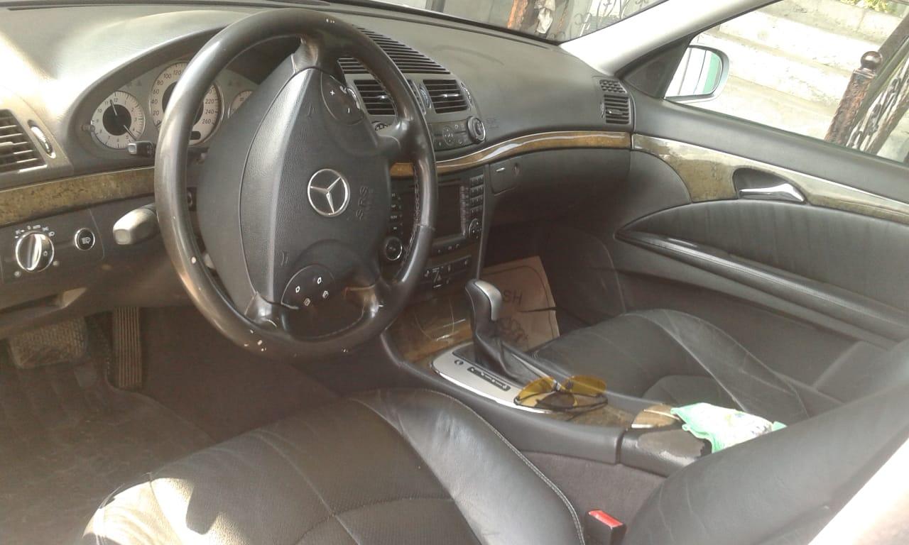 Mercedes-Benz E 220 2.2(lt) 2002 İkinci əl  $15800