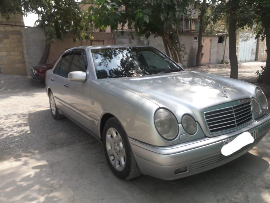 Mercedes-Benz E 320 3.2(lt) 1999 İkinci əl  $12500