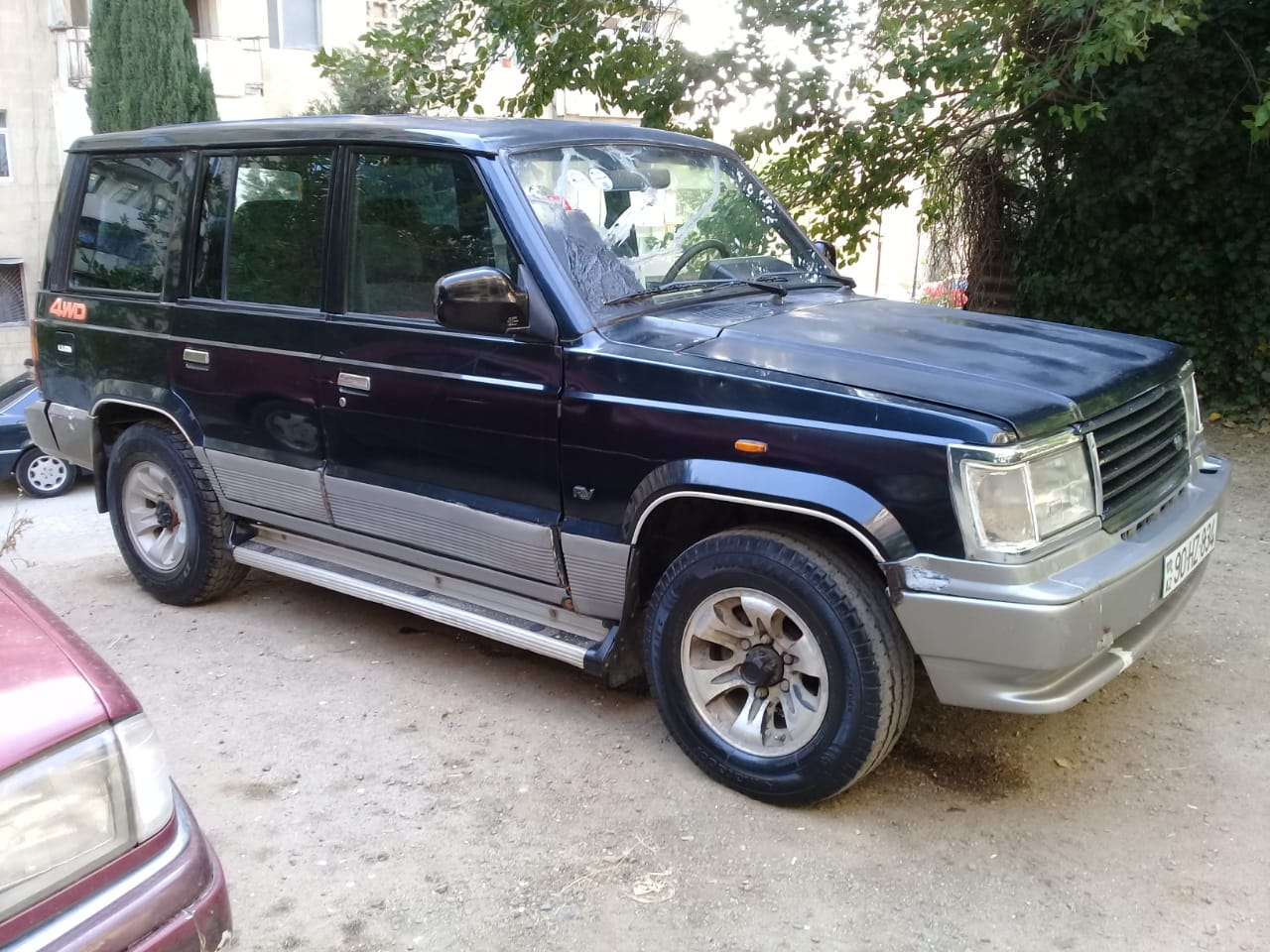 Hyundai Galloper 2.5(lt) 1996 Подержанный  $2950