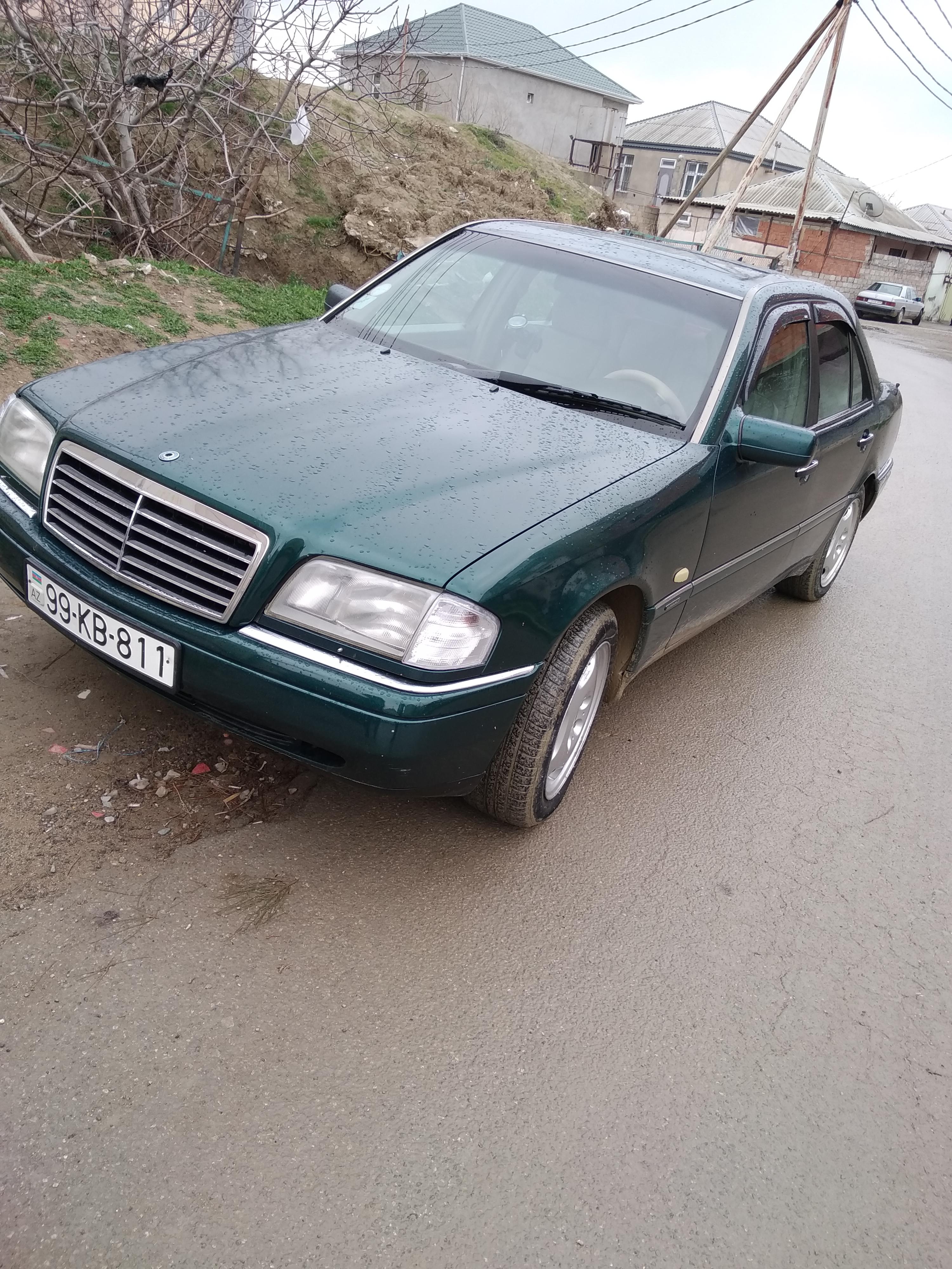 Mercedes-Benz C 180 1.8(lt) 1996 Second hand  $5000