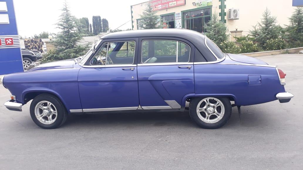 GAZ M 21 2.4(lt) 1958 Подержанный  $6000