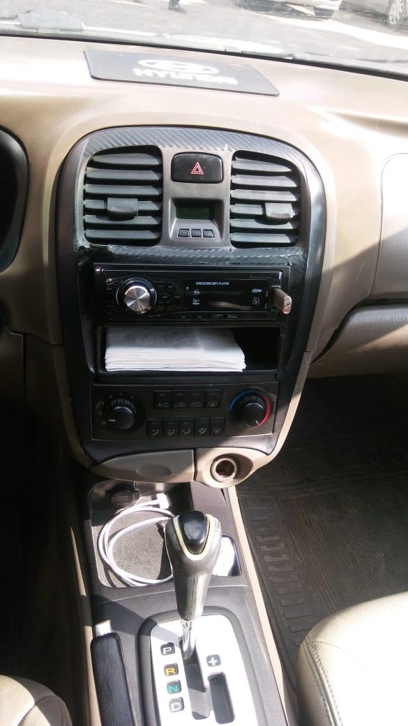 Hyundai Sonata 2.4(lt) 2003 İkinci əl  $4240