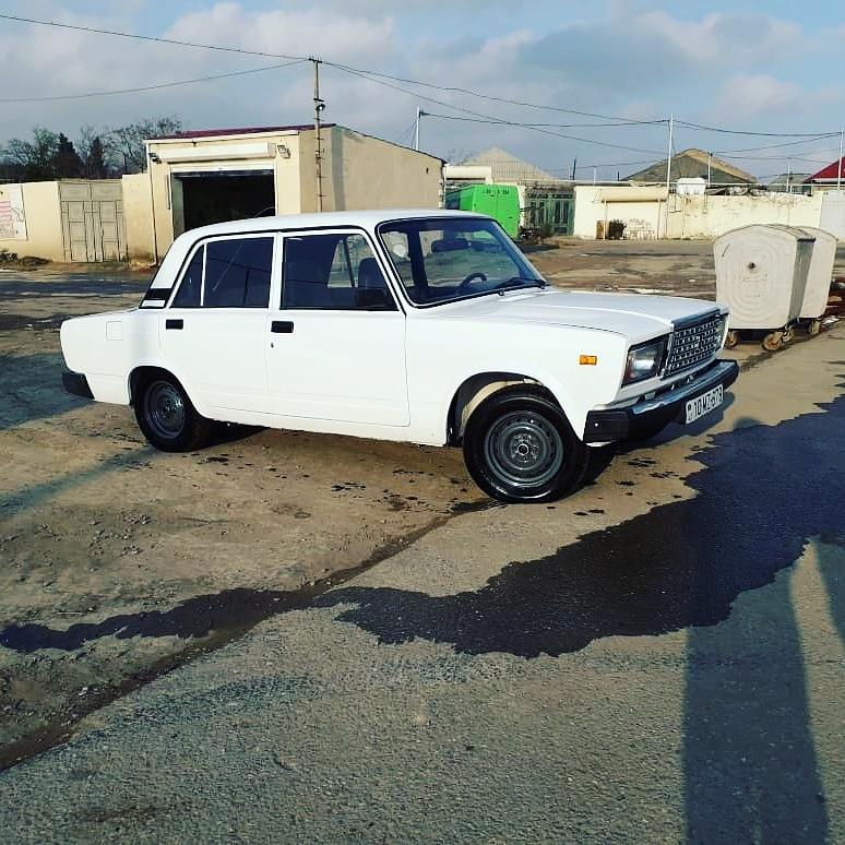 VAZ 2107 1.6(lt) 2001 Second hand  $3900