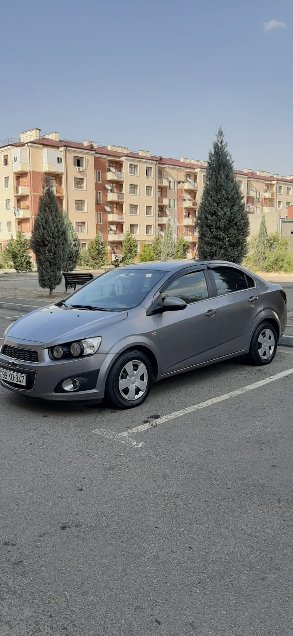 Chevrolet Aveo 1.4(lt) 2011 İkinci əl  $6500