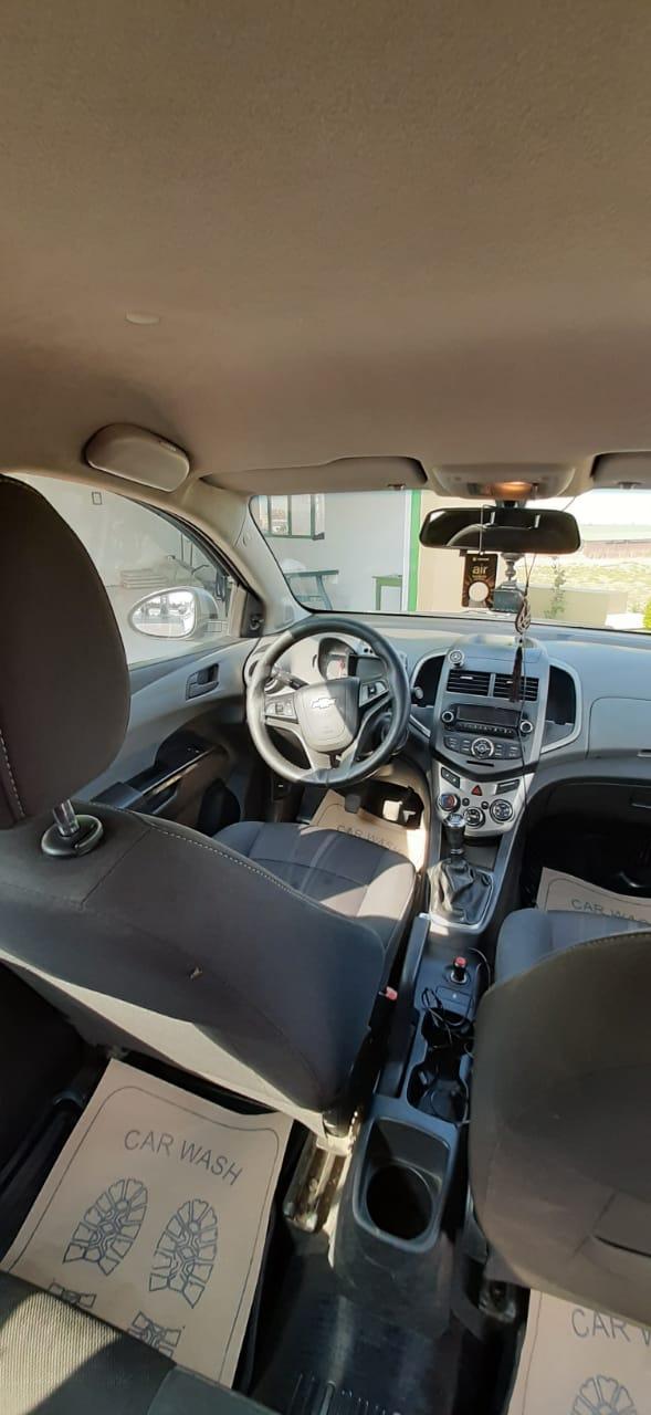 Chevrolet Aveo 1.4(lt) 2011 Second hand  $6500
