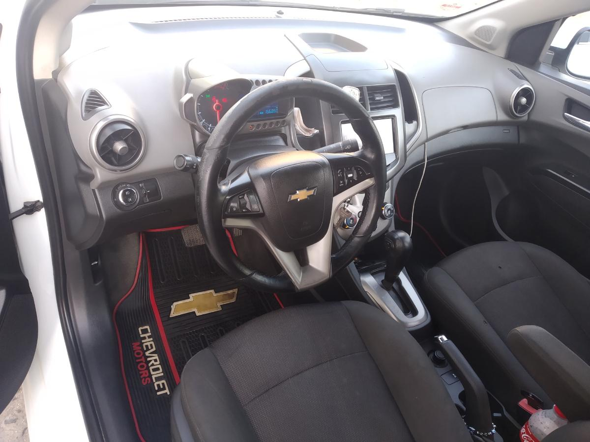Chevrolet Aveo 1.6(lt) 2013 Second hand  $13800
